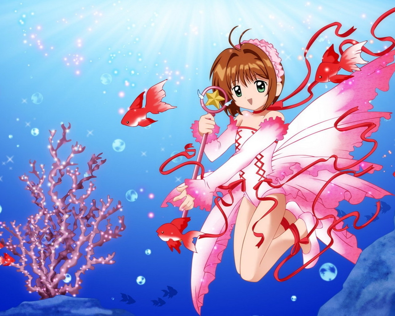 Sakura Anime