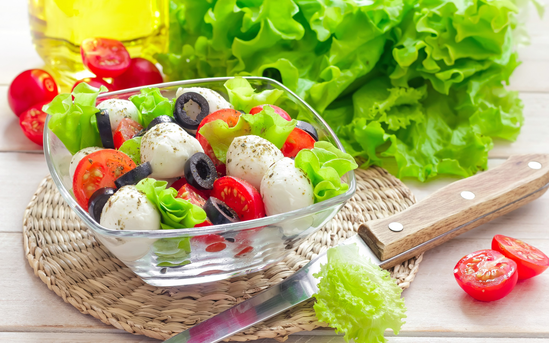 Salad Wallpaper