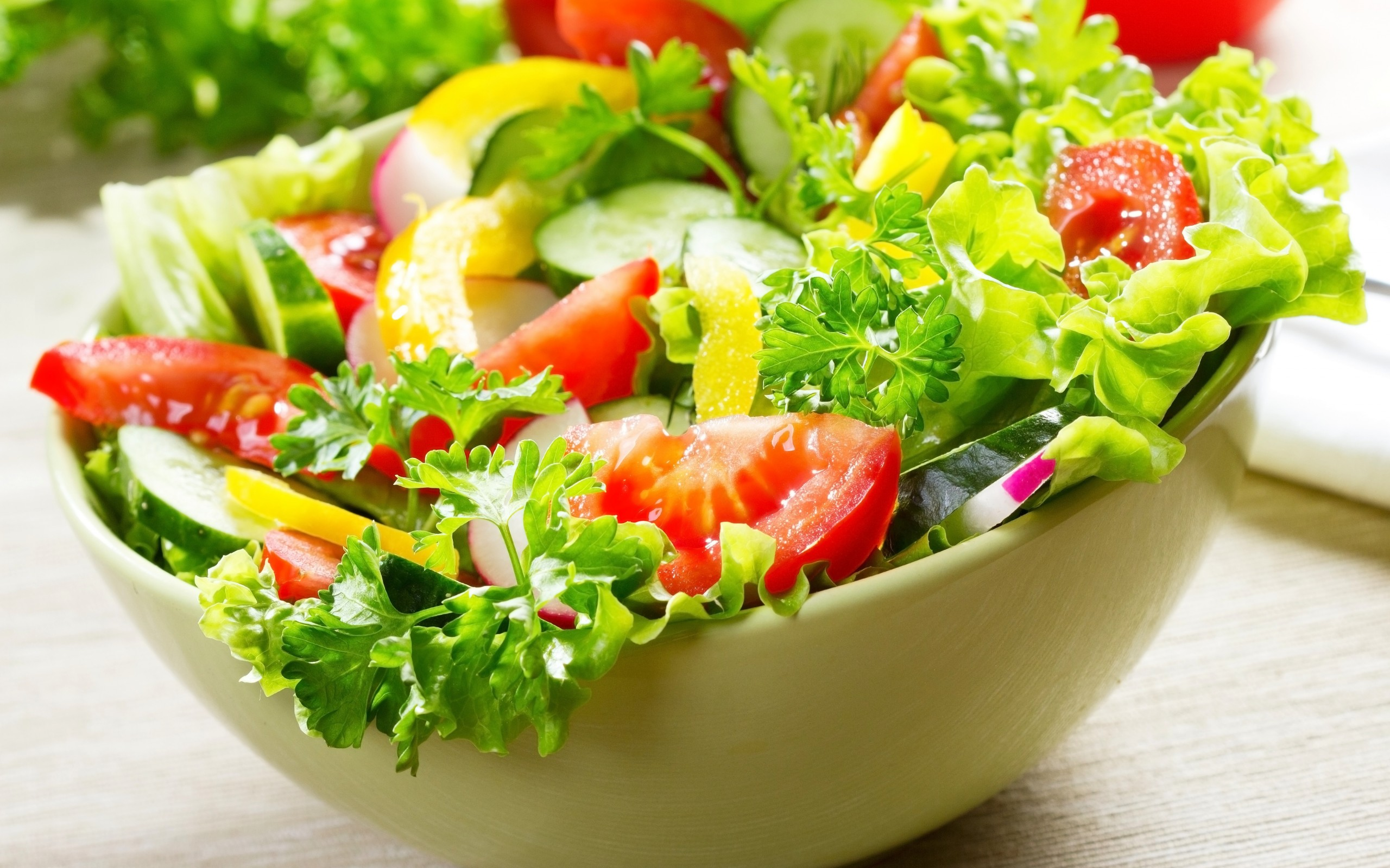 HD Wallpaper   Background ID:393394. 2560x1600 Food Salad