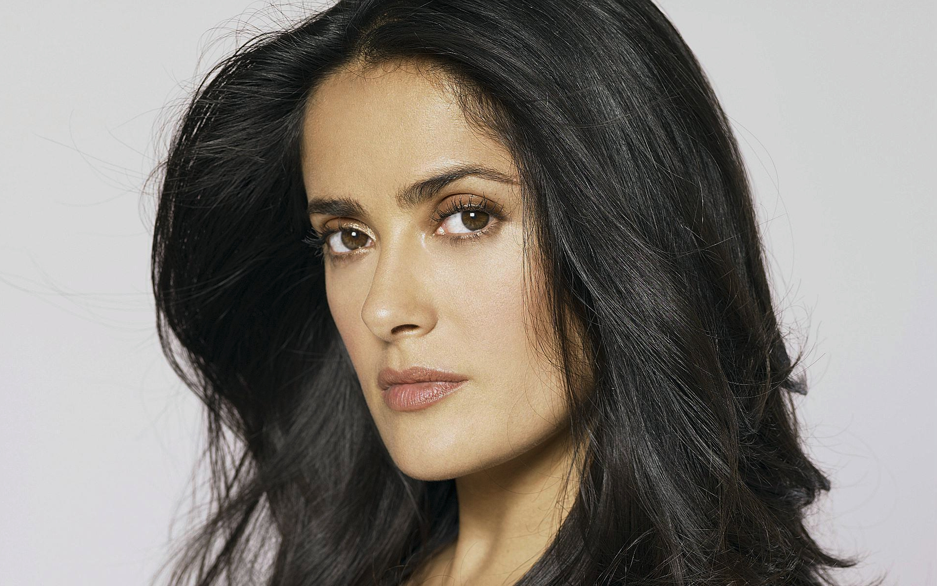Quote of the Day: Salma Hayek Explains Why She's a Femini | Women and Hollywood