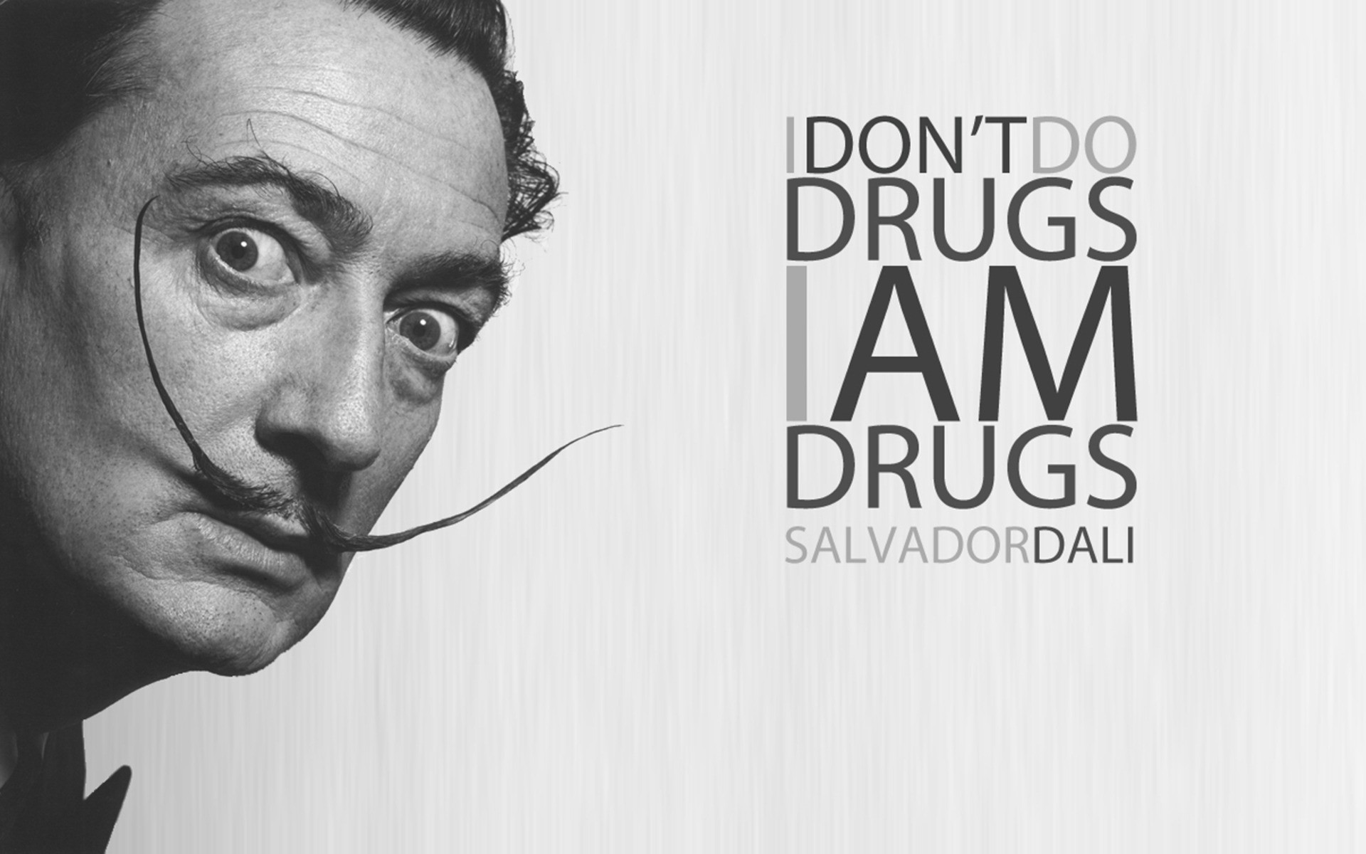 Salvador Dali ...