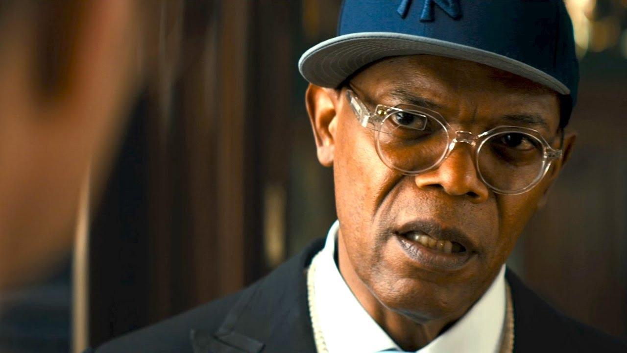 SDCC 2014: Samuel L. Jackson and Cast Show Off Kingsman: The Secret Service - IGN