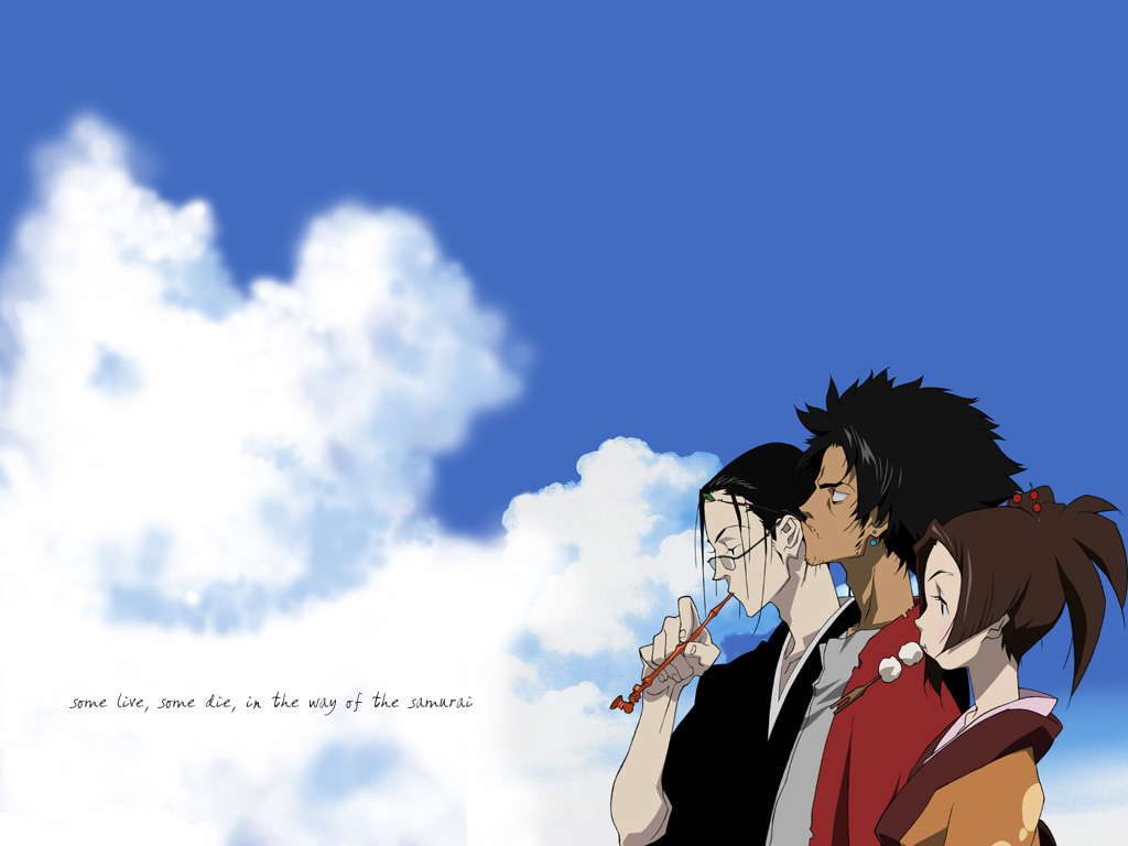 Samurai Champloo Mugen Wallpaper HD For Android