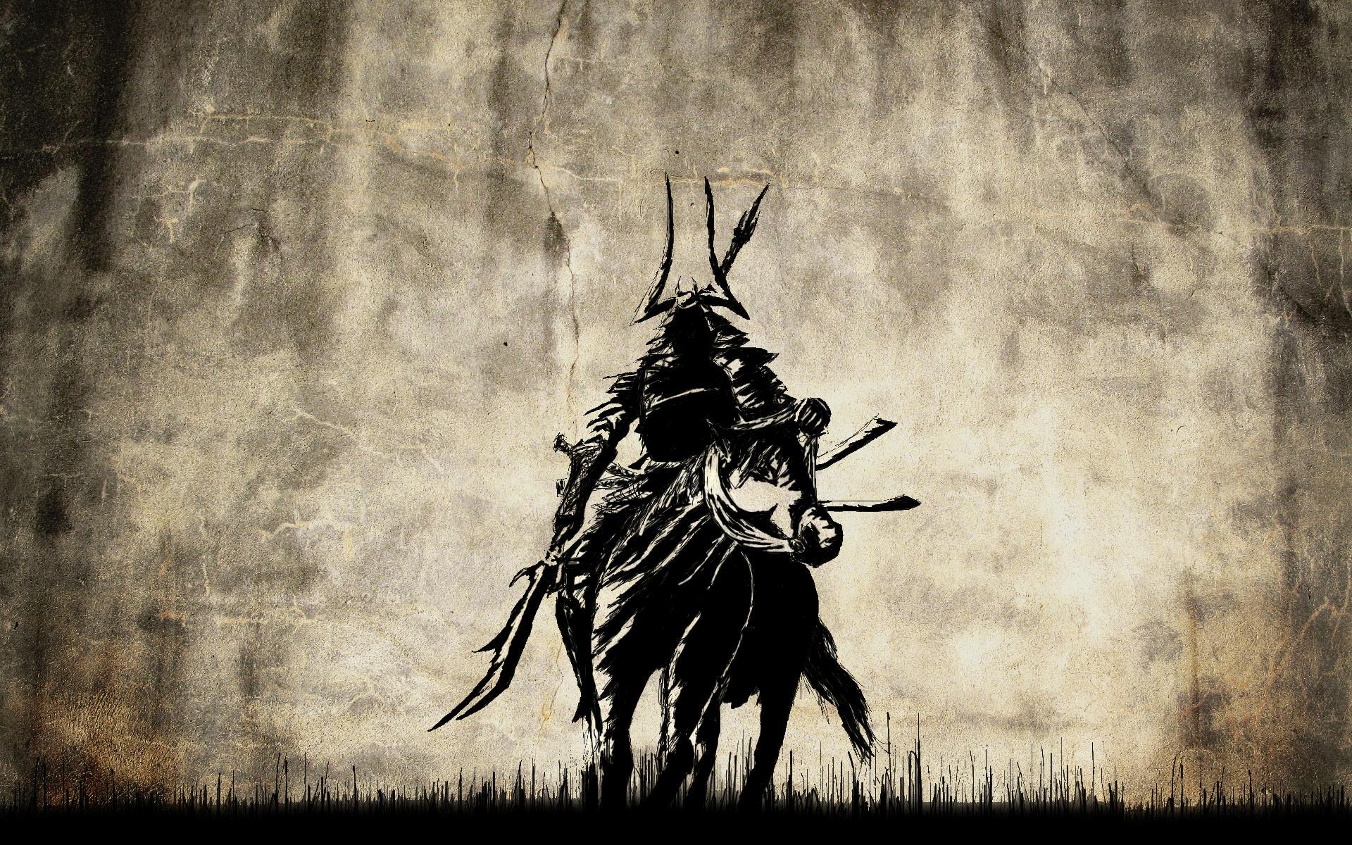 Samurai Wallpaper