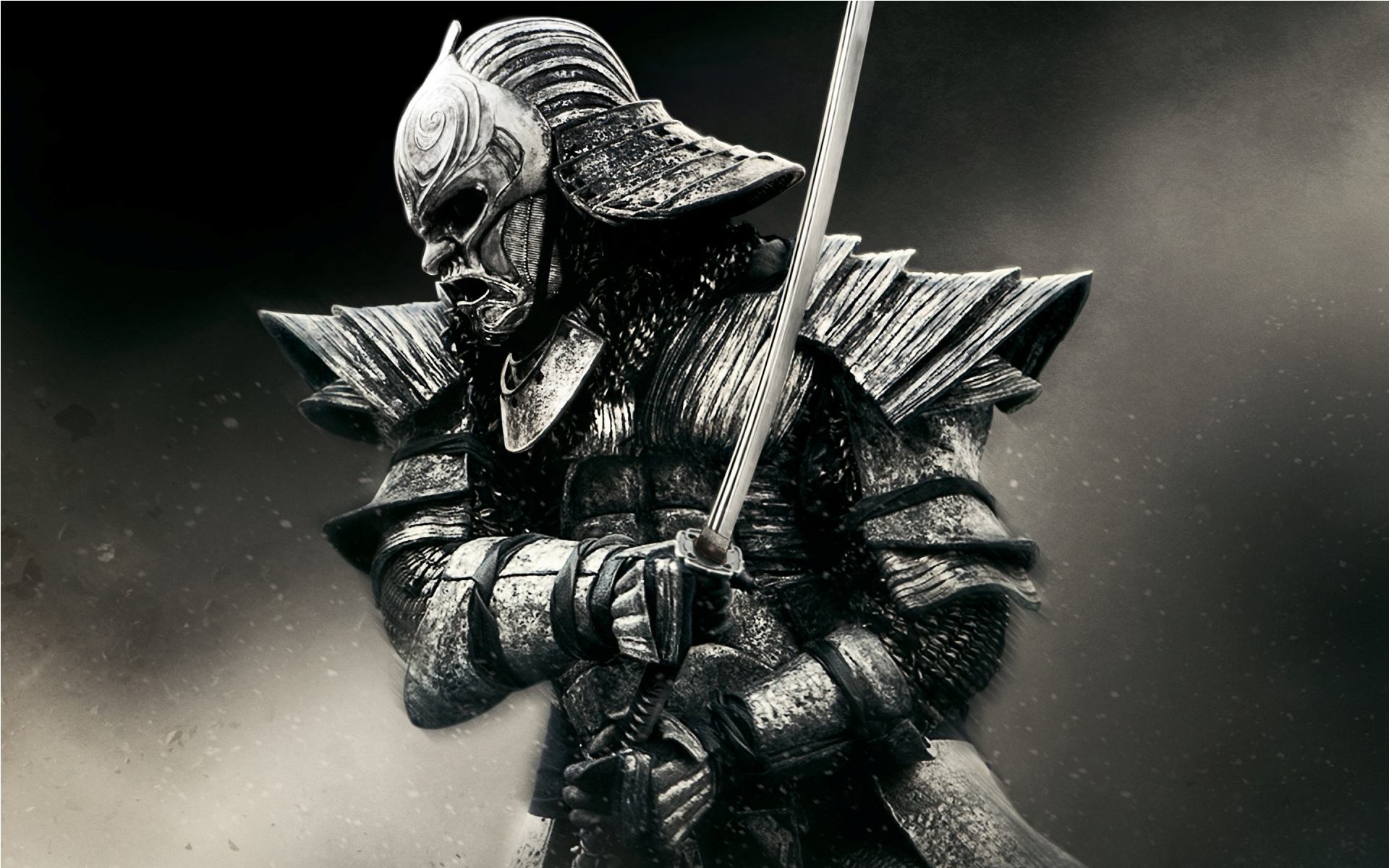 Samurai HD Desktop Photo