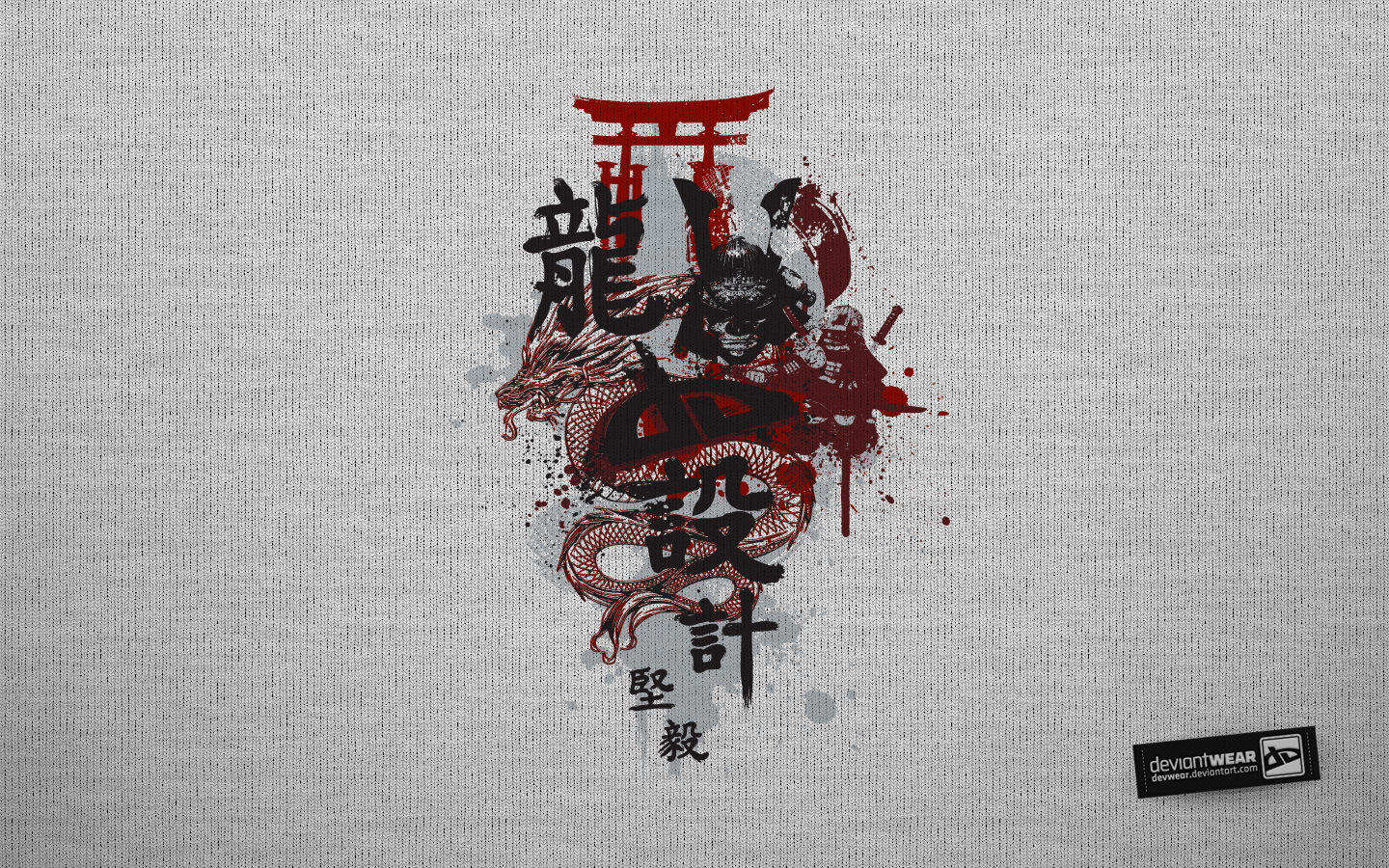 Samurai wallpaper | 1440x900 | #43910