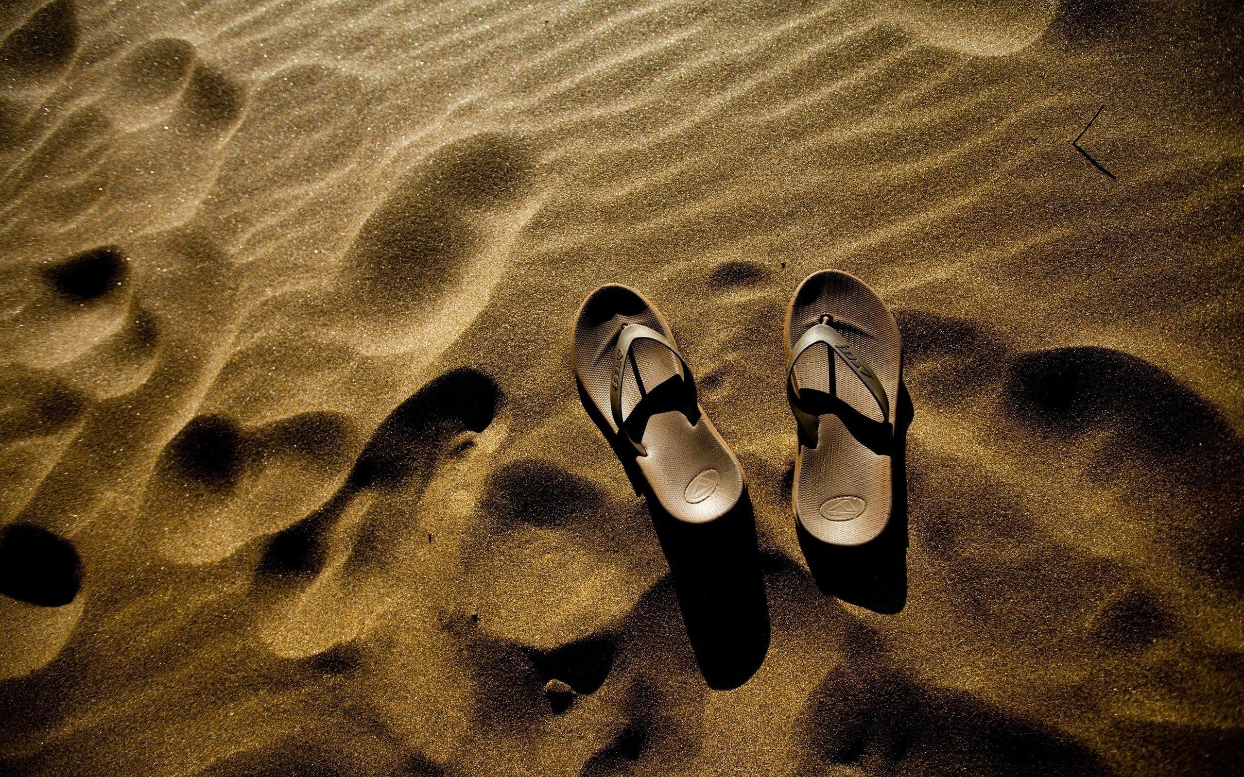 Sandals Desert