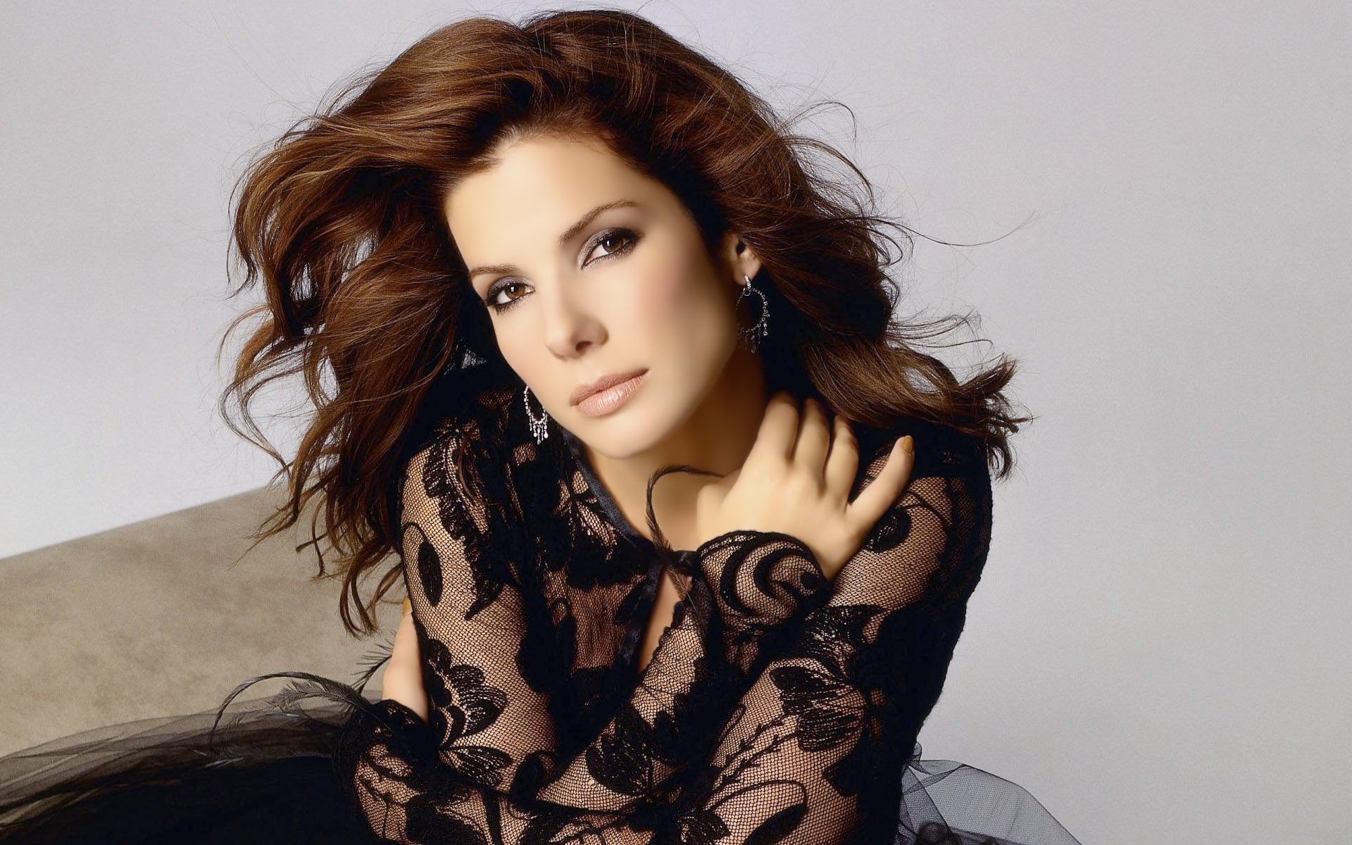 Beautiful Sandra Bullock Wallpaper