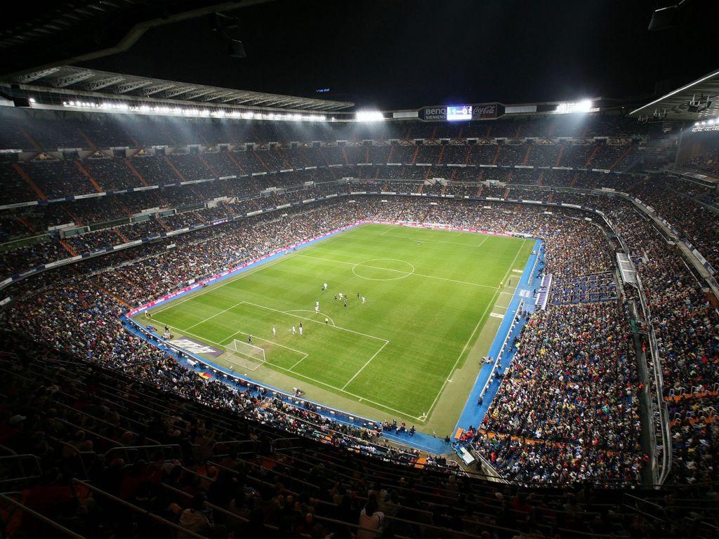Santiago Bernabeu Stadium 1024x768