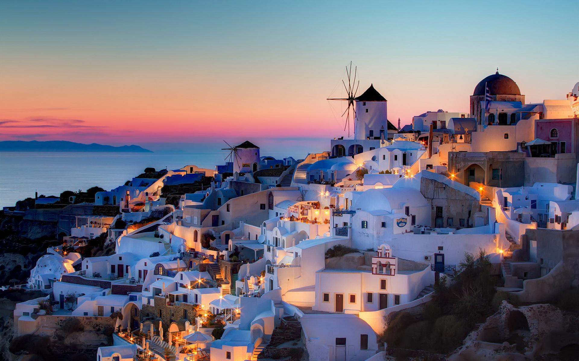 These desktop wallpapers are high definition and available in wide range of sizes and resolutions. Download Santorini HD Wallpapers absolutely free for your ...