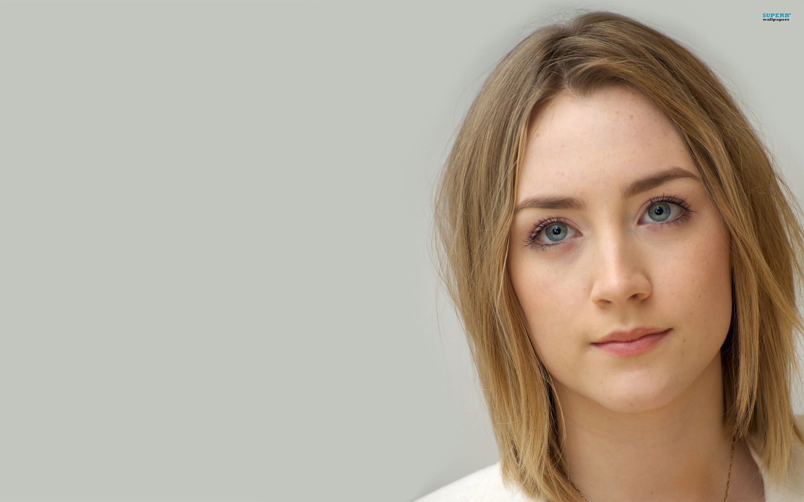 saoirse ronan hd wallpaper – 2560 x 1600 pixels – 600 kB
