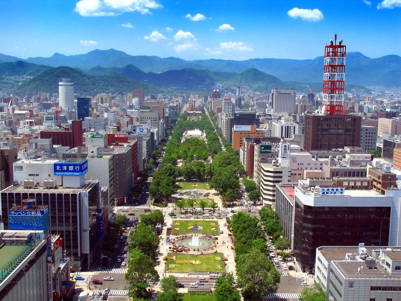 2014 Sapporo, Japan