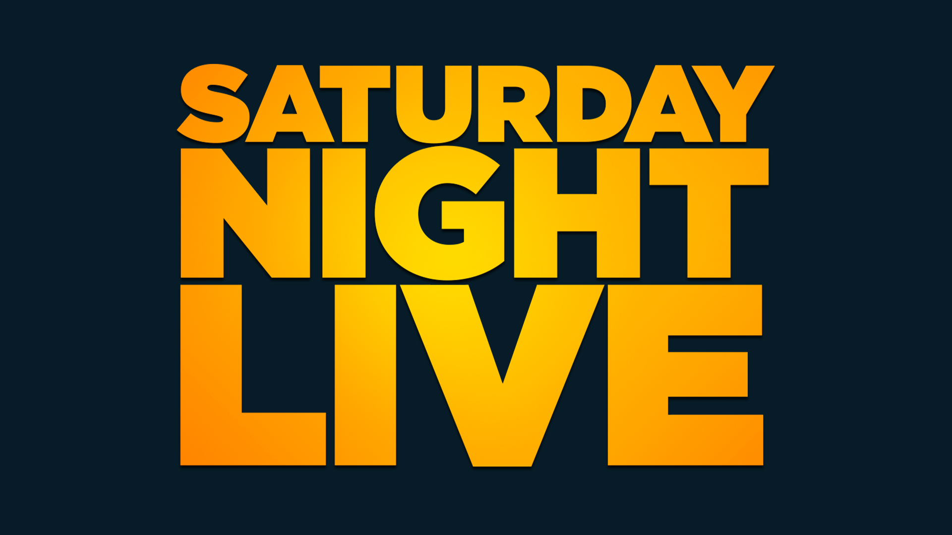 Saturday Night Live · Saturday Night Live ...