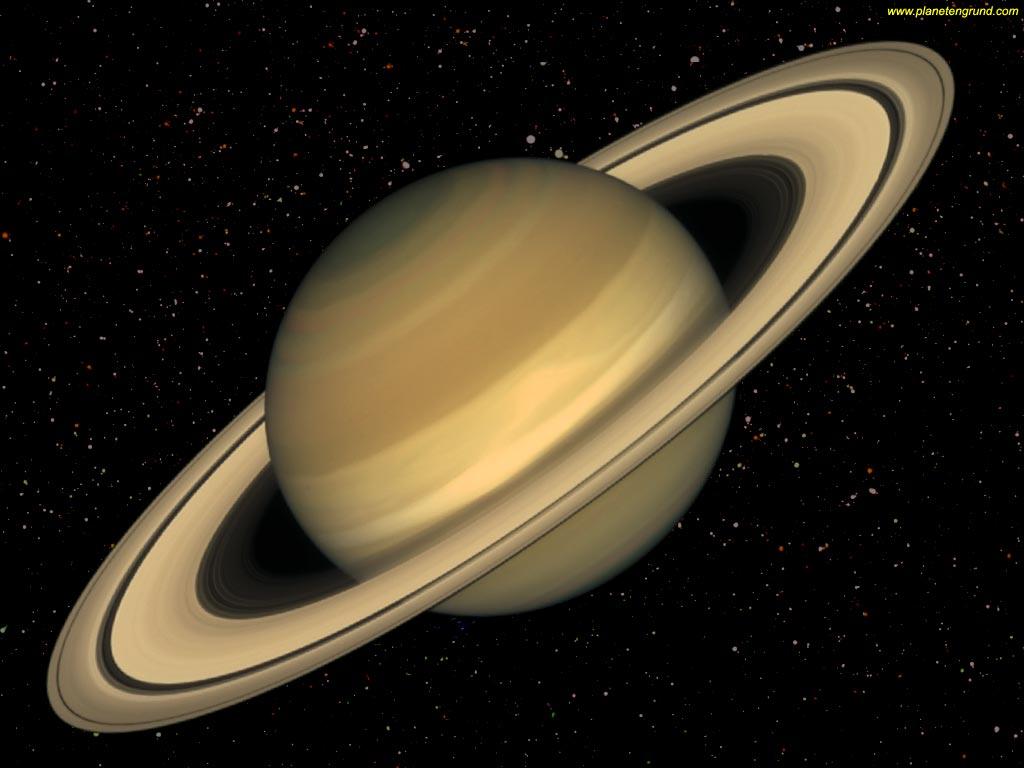 Saturn ...