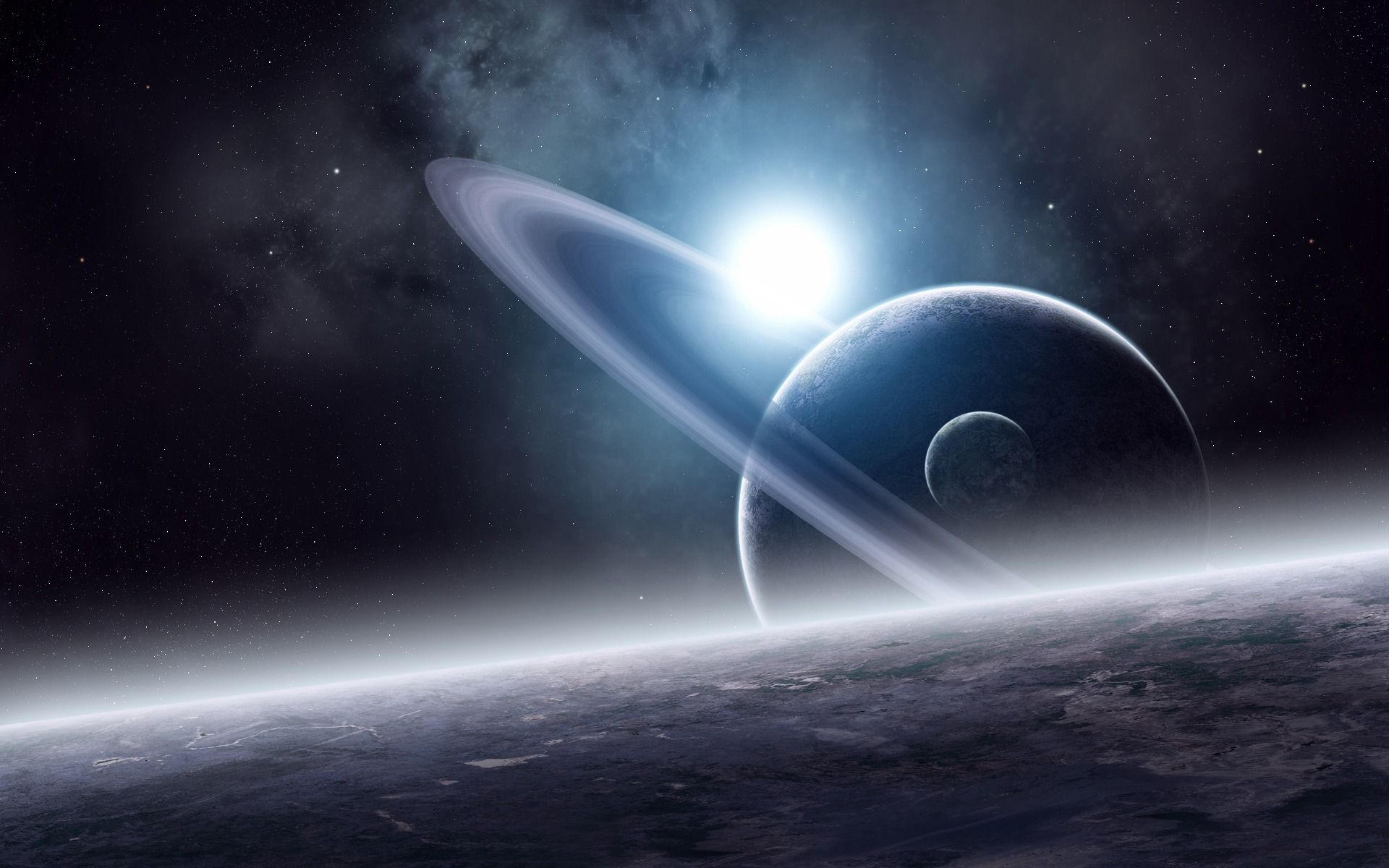 Saturn Wallpaper · Saturn Wallpaper ...