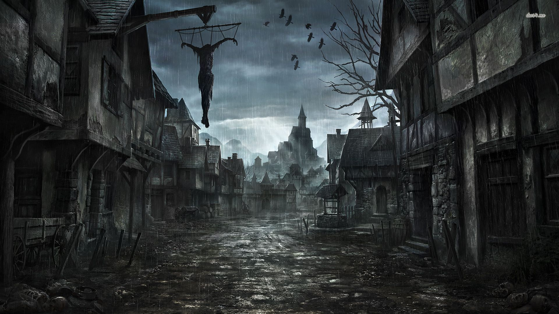 Scary wallpapers HD 1920×1080 Fantasy Images 164 Backgrounds