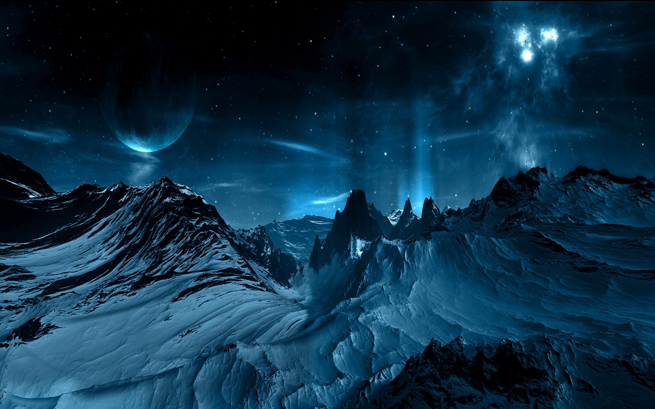 HD Wallpaper | Background ID:121806. 2560x1600 Sci Fi Landscape