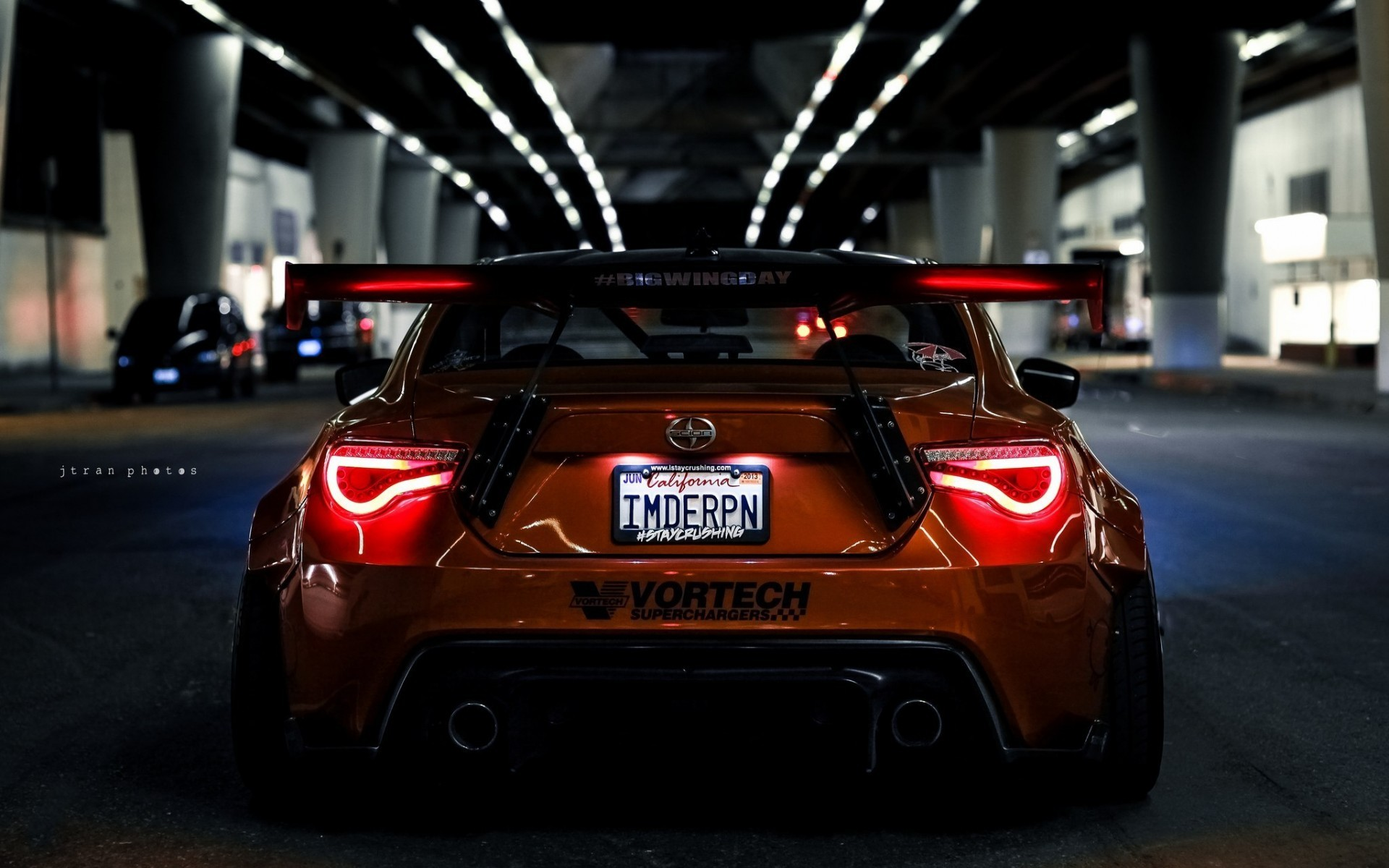 Scion frs night