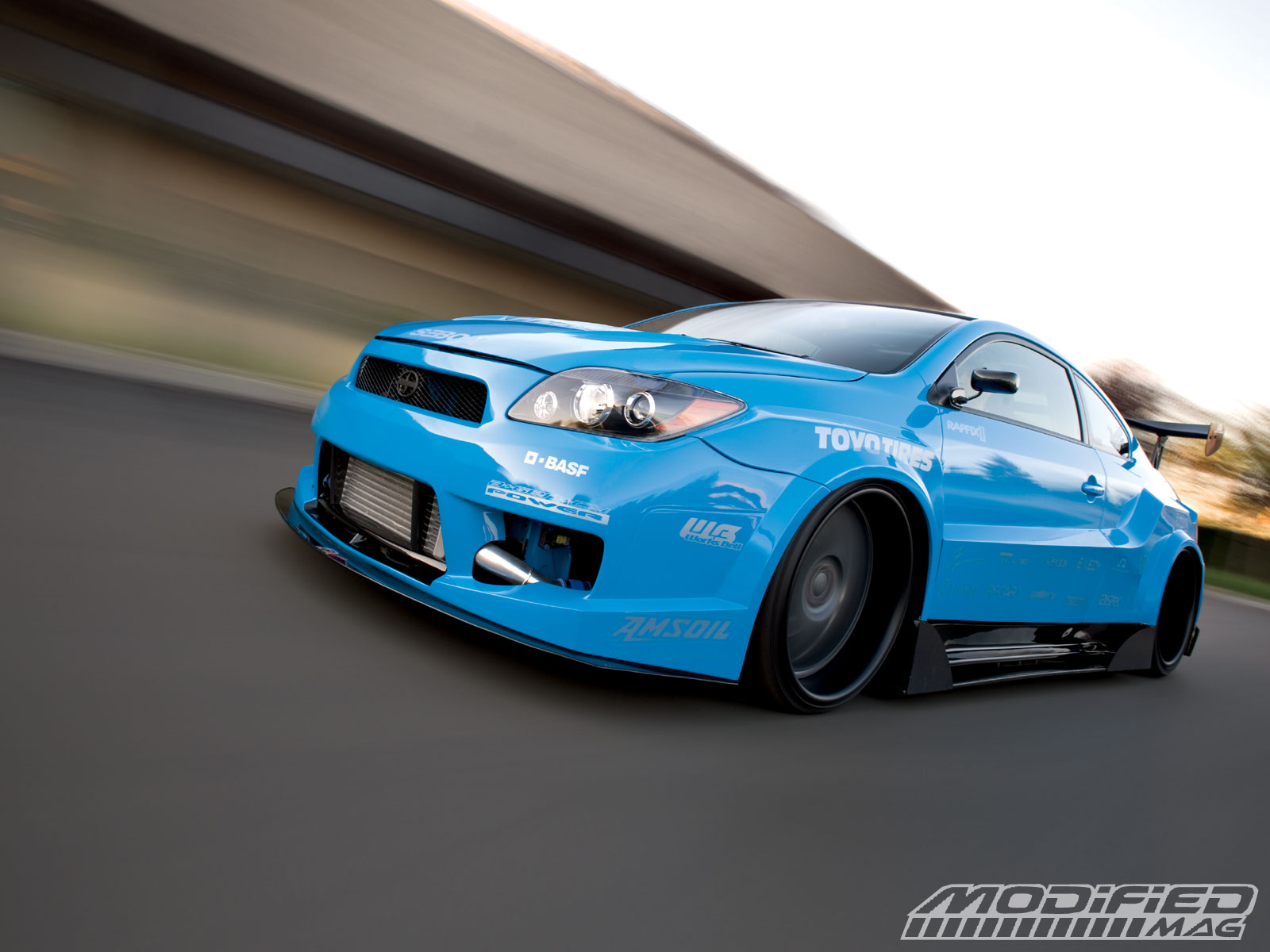 Scion TC Modified HD Wallpaper 1080p