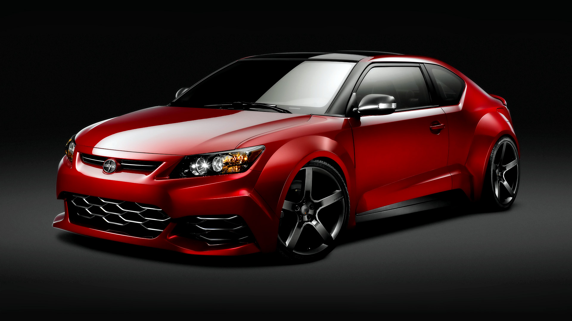 Scion tC wallpaper | 1920x1080 | #48244