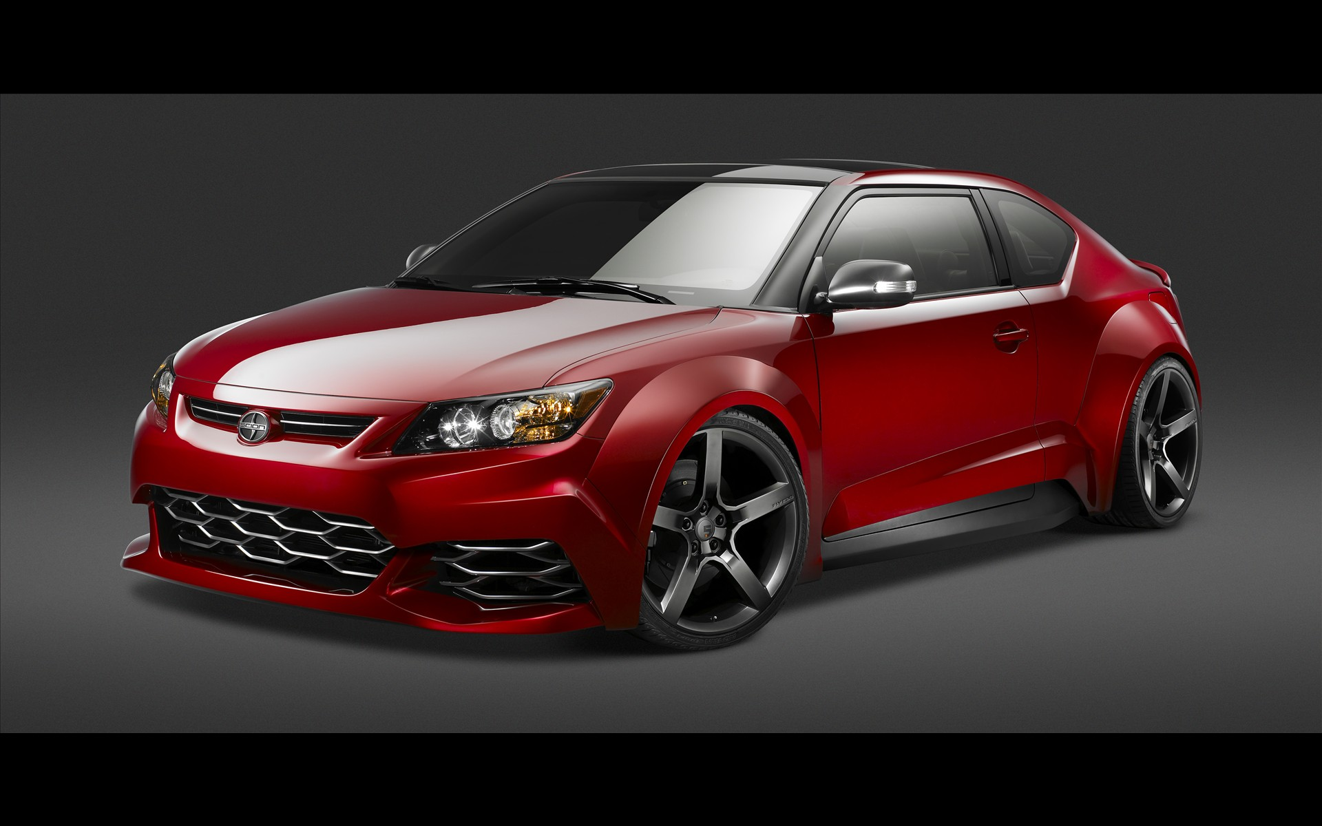 Scion tC Car Wallpaper – 1920 x 1200 pixels – 274 kB