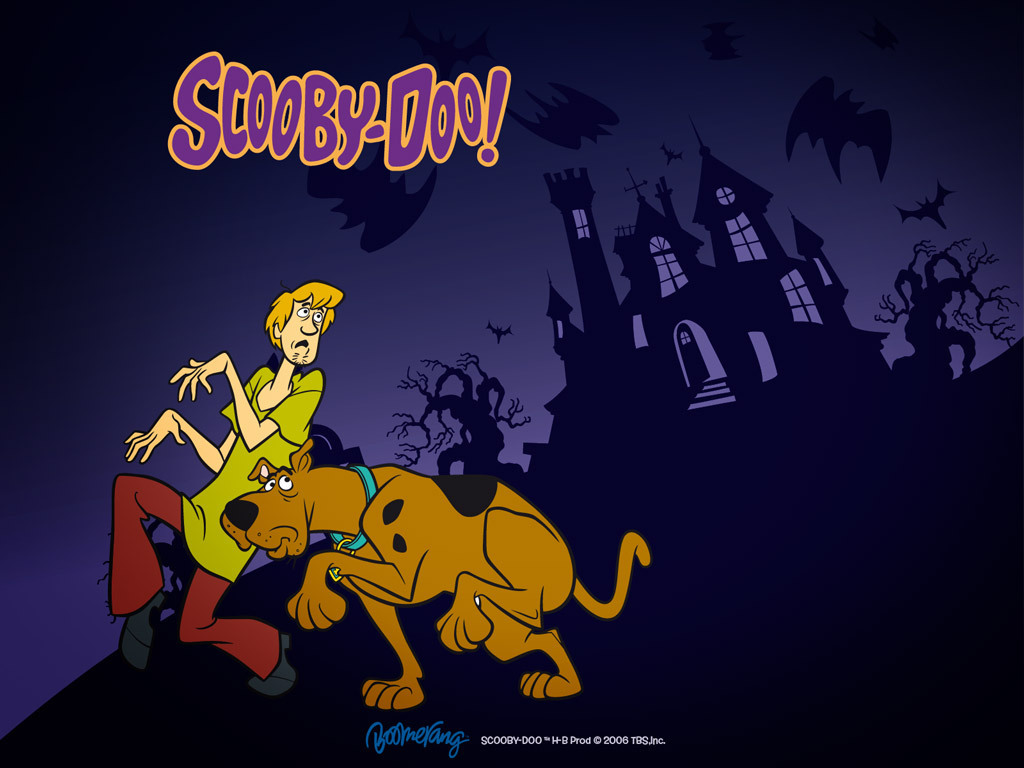 Scooby-Doo Scooby-Doo Wallpaper