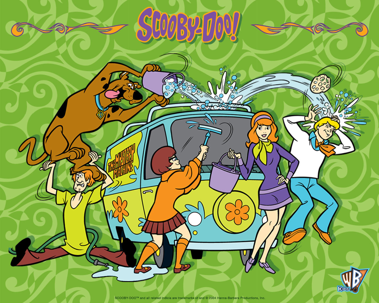 HD Wallpaper | Background ID:440568. 1280x1024 Cartoon Scooby Doo