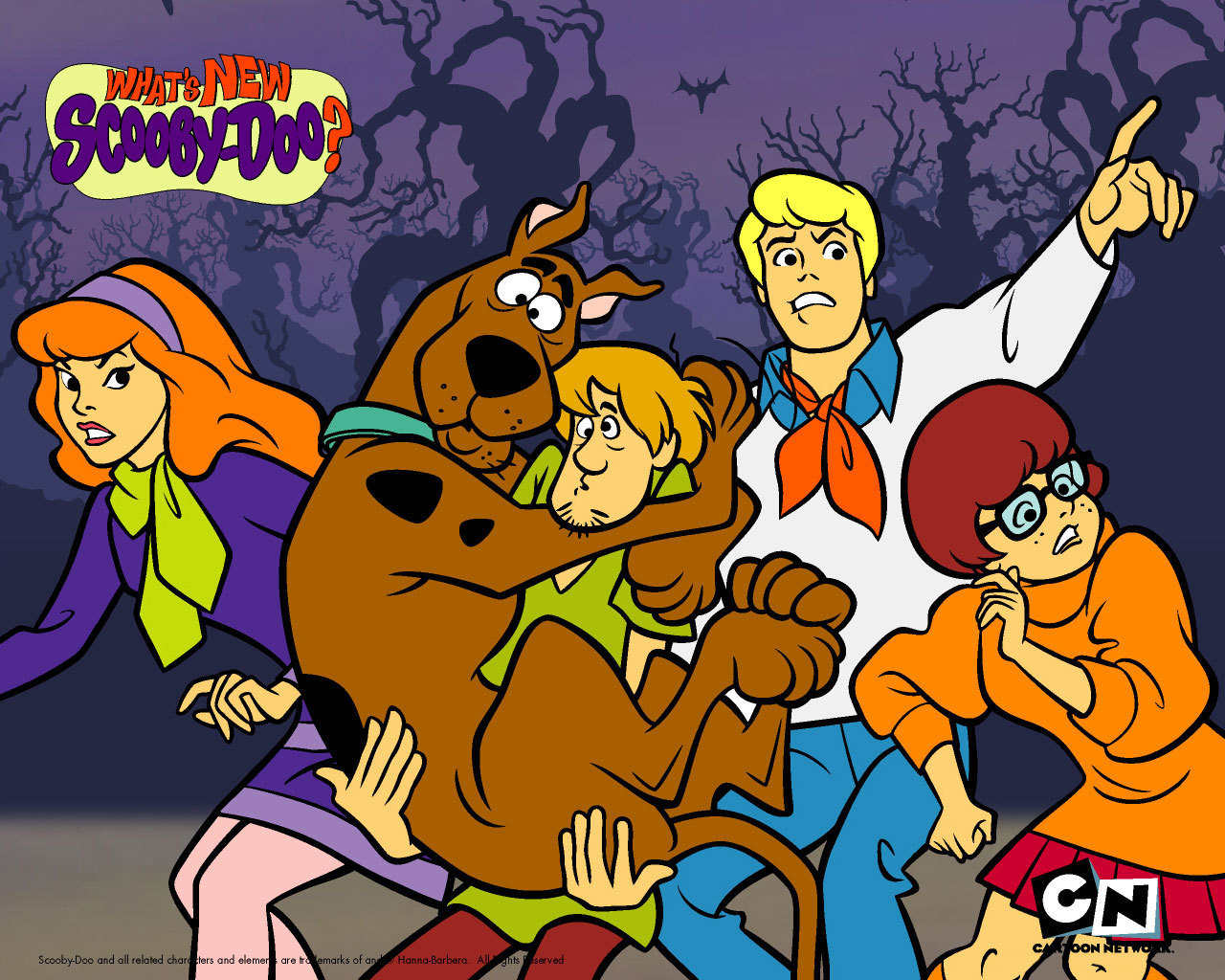 Scooby-Doo Family Cartoon Wallpaper Free Downlaod Wallpaper