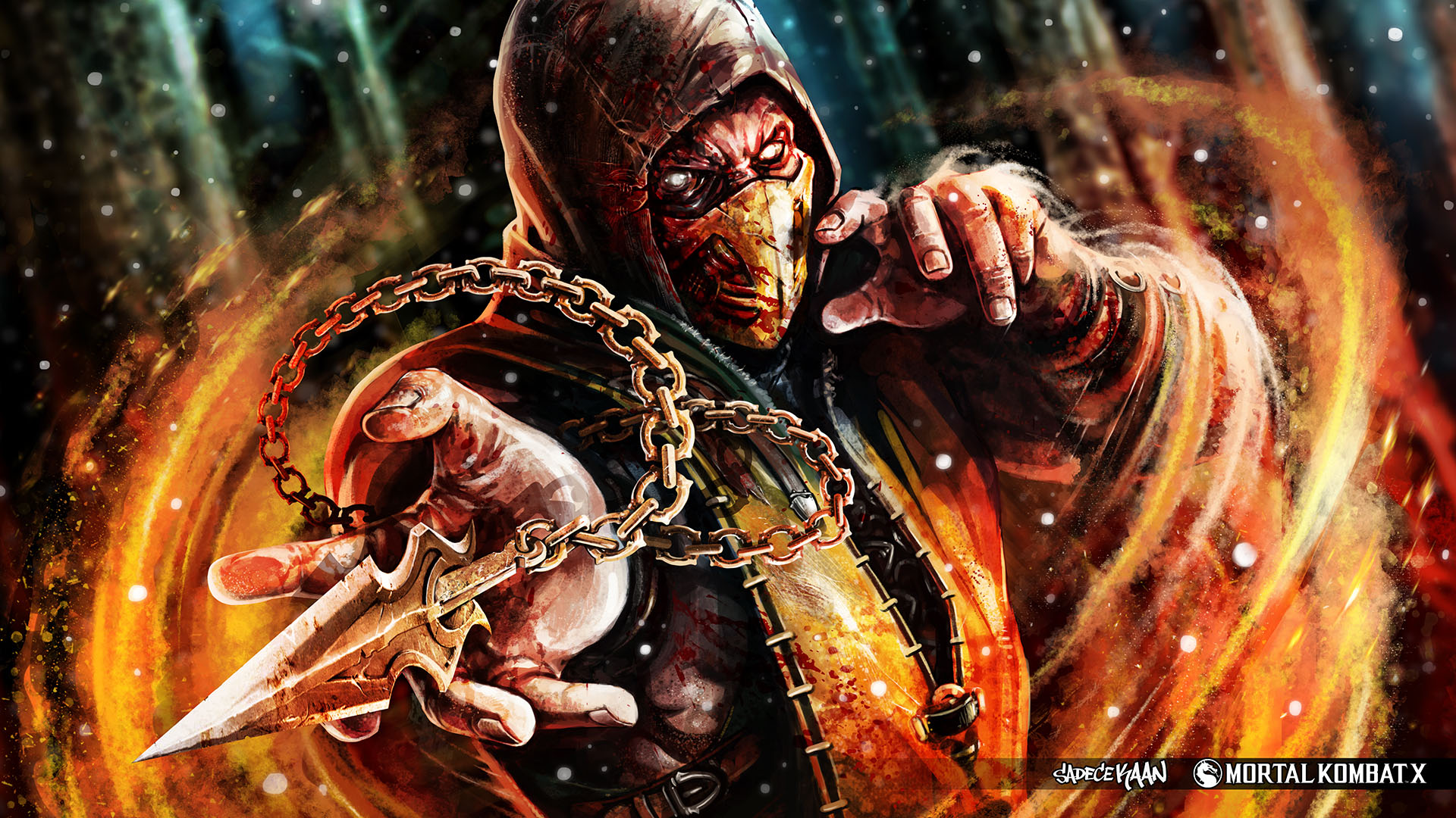 Scorpion from MKX