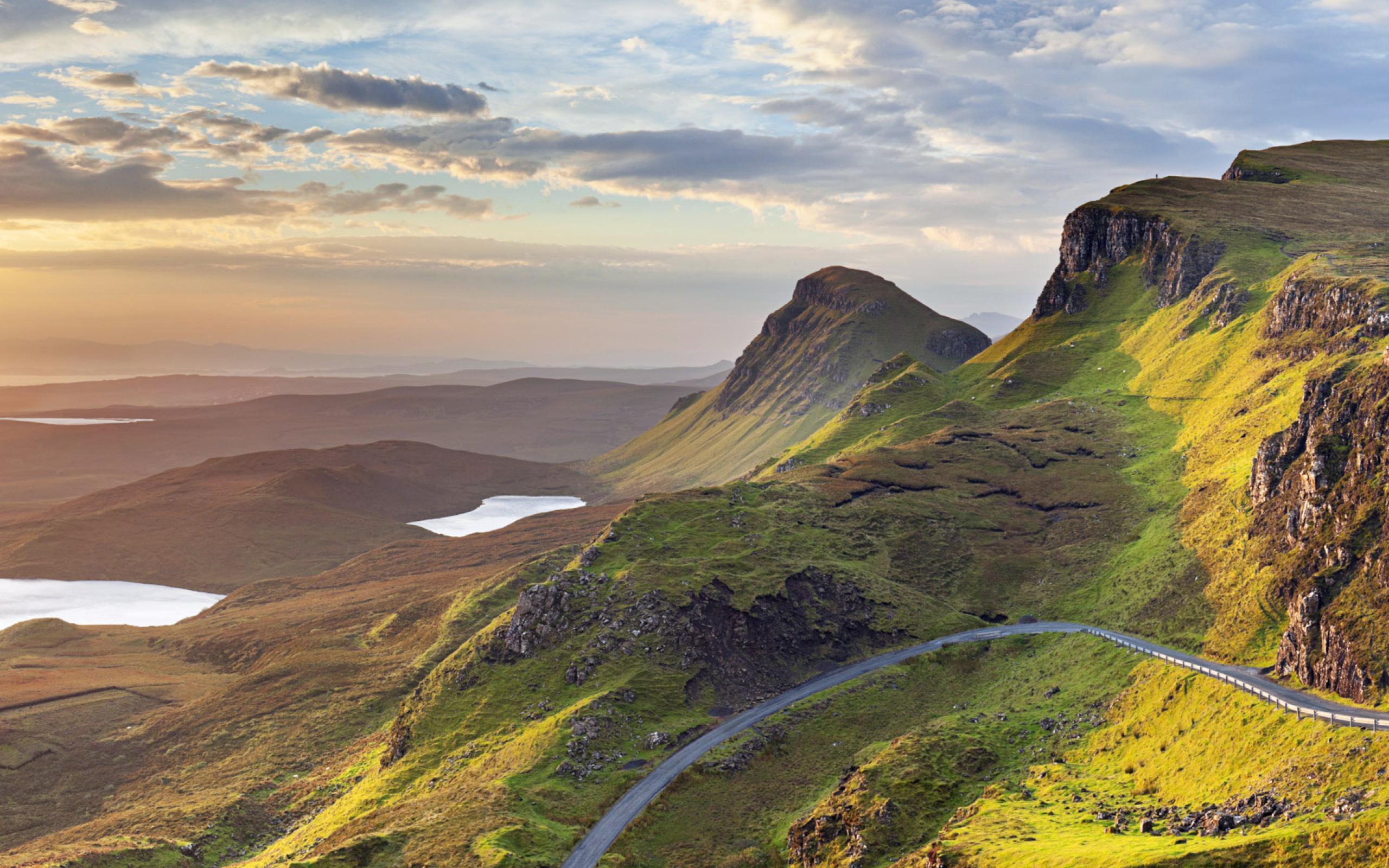 Scotland landscape wallpaper 2560x1600 27364 - Scotland wallpaper ...