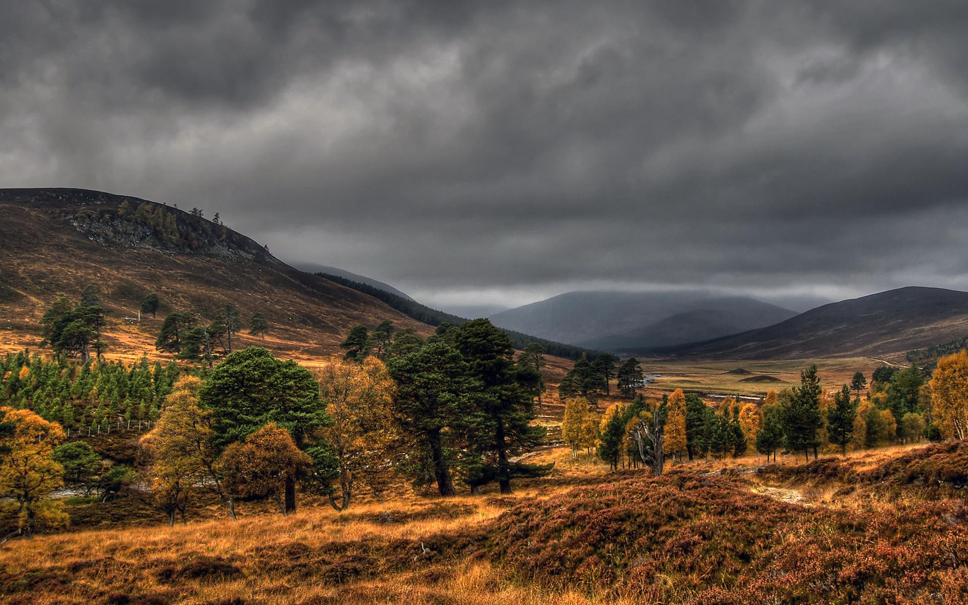 World Scotland Scotland Cairngorms 007813 1920x1200