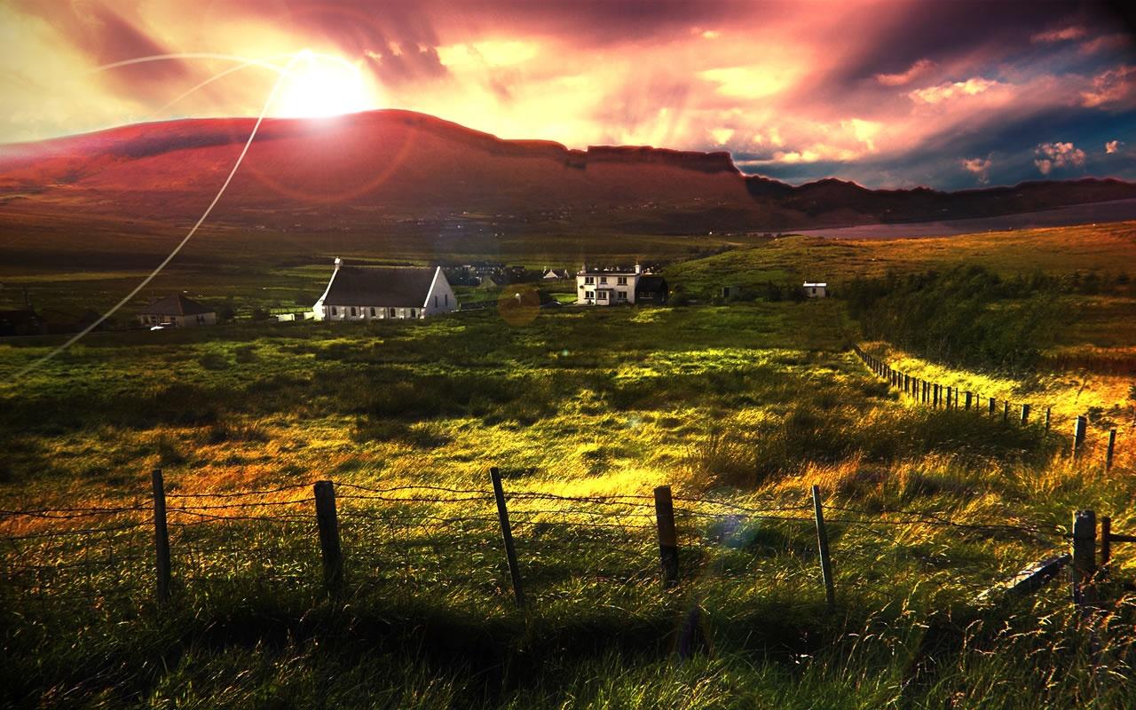Wide resolutions: 1280 x 800 Original Link. Download nature landscape scotland wallpaper ...