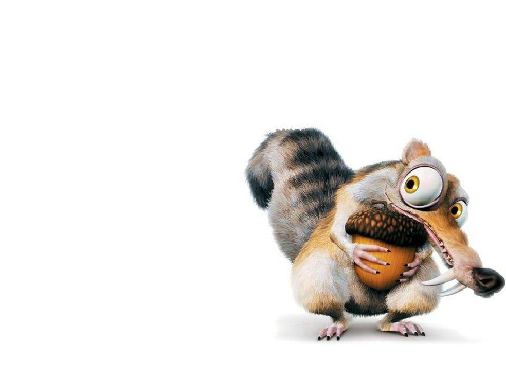 Ice Age Scrat Desktop For Wallpaper