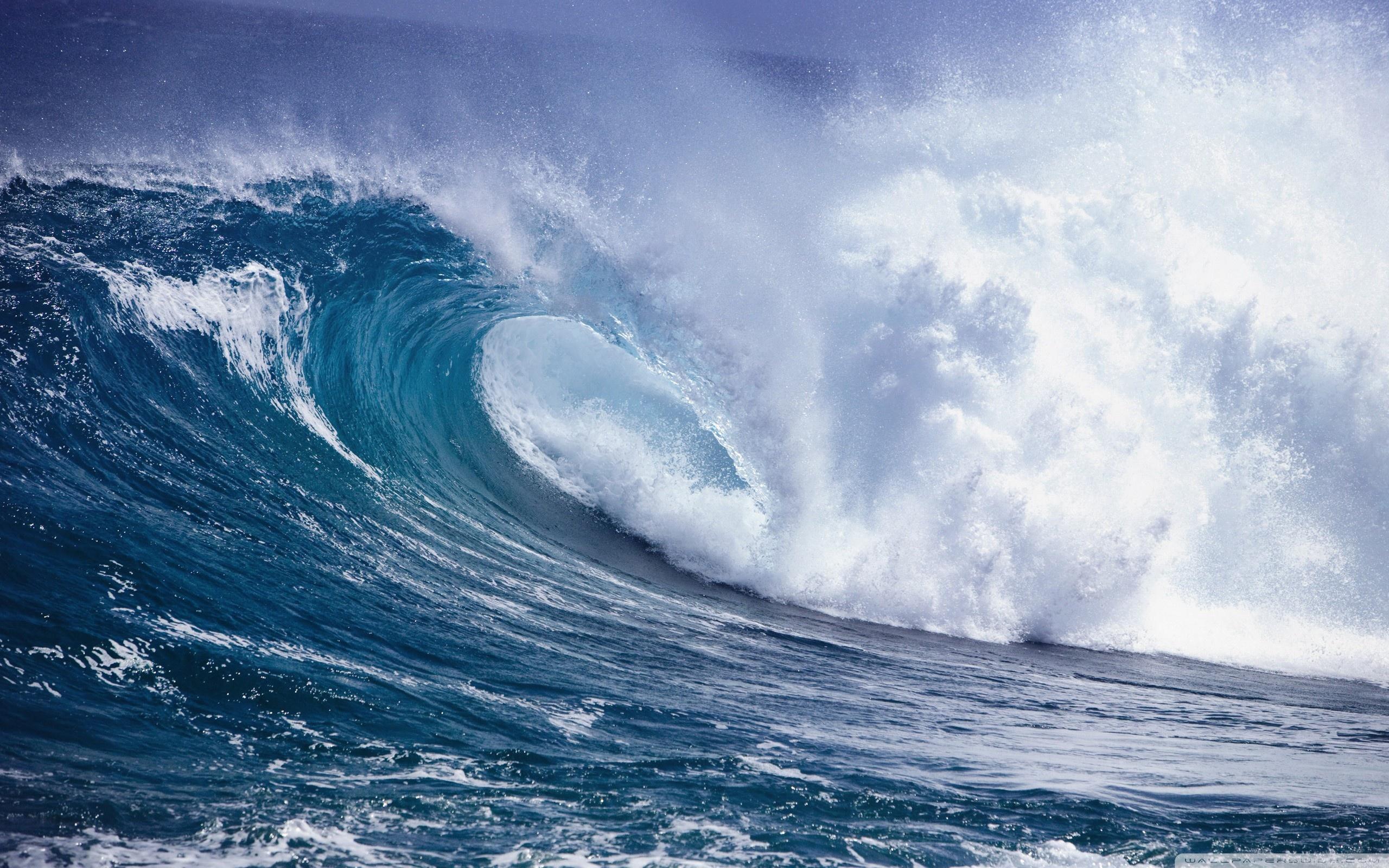 Sea Waves Wallpaper 31007 1920x1200 px
