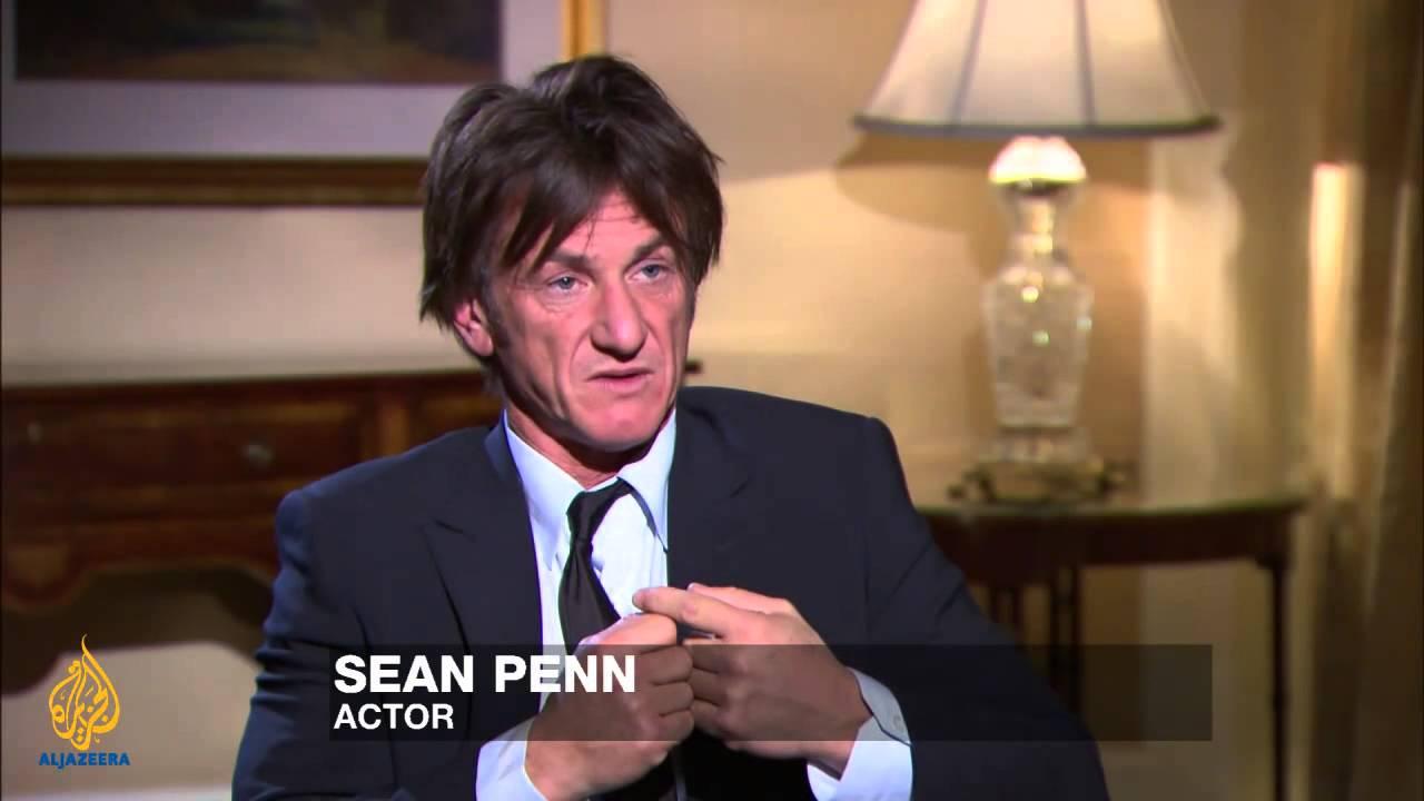 Talk to Al Jazeera - Sean Penn: Actor and activist
