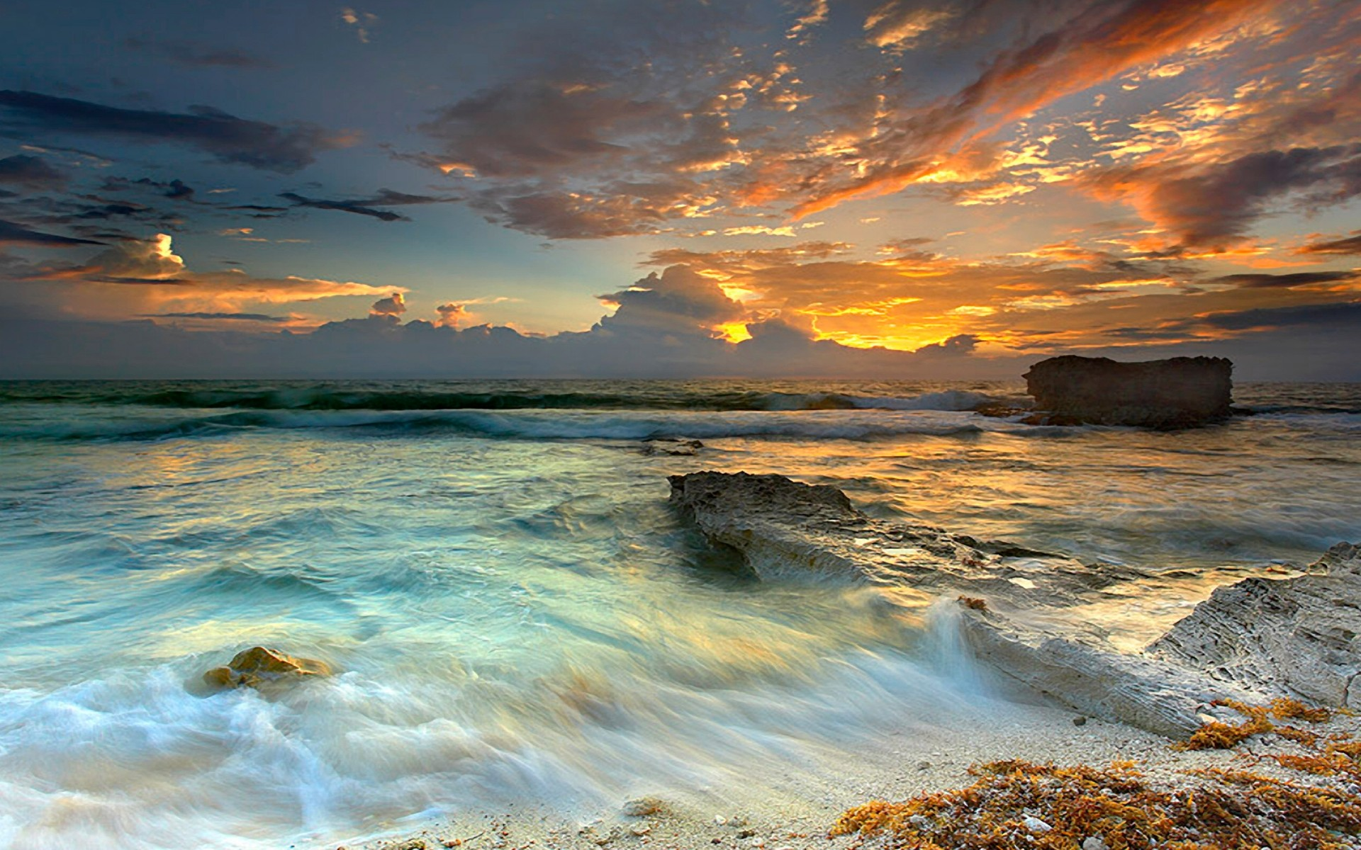 Beautiful Seascape wallpaper