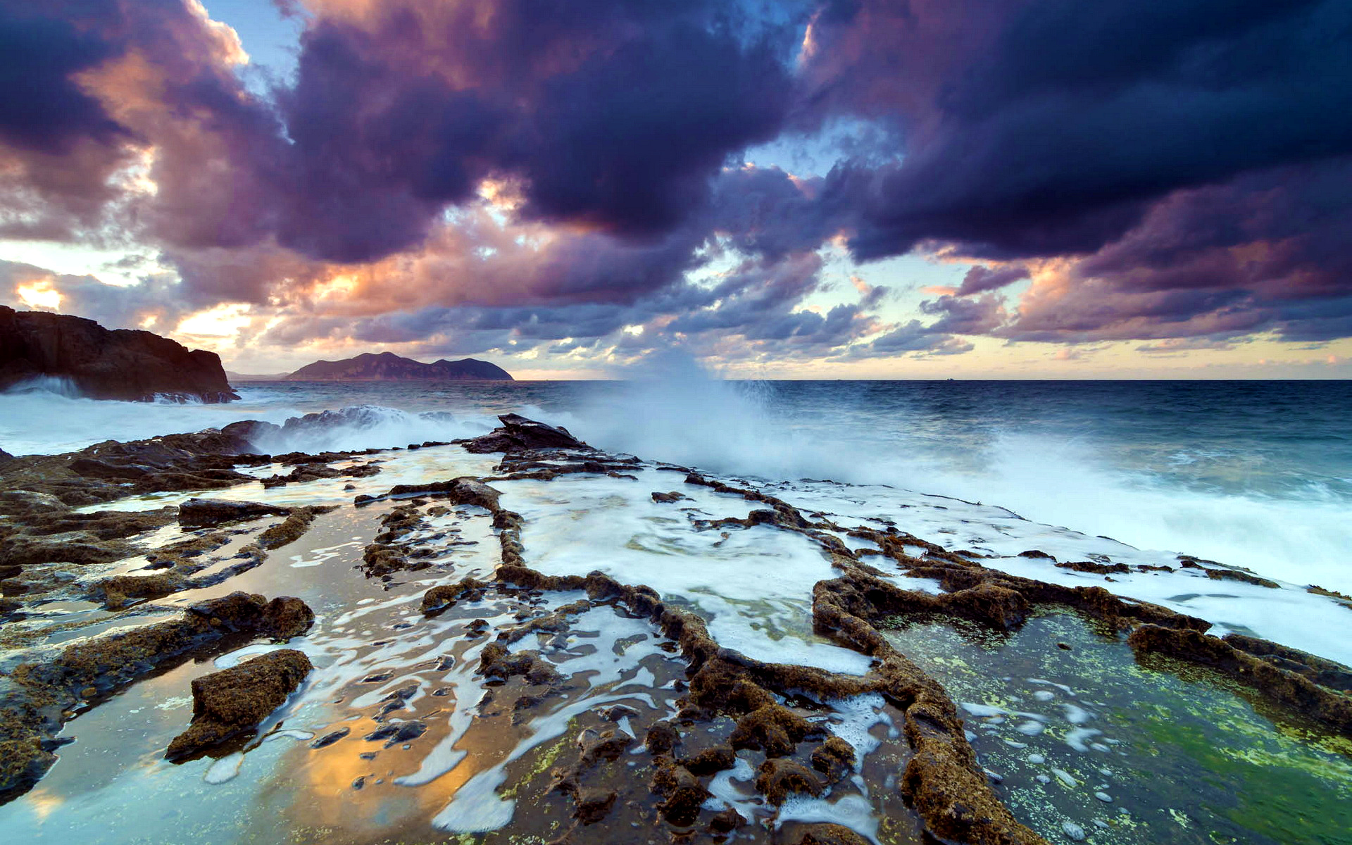 Related For Stunning Seascape Wallpaper. Stunning Seascape