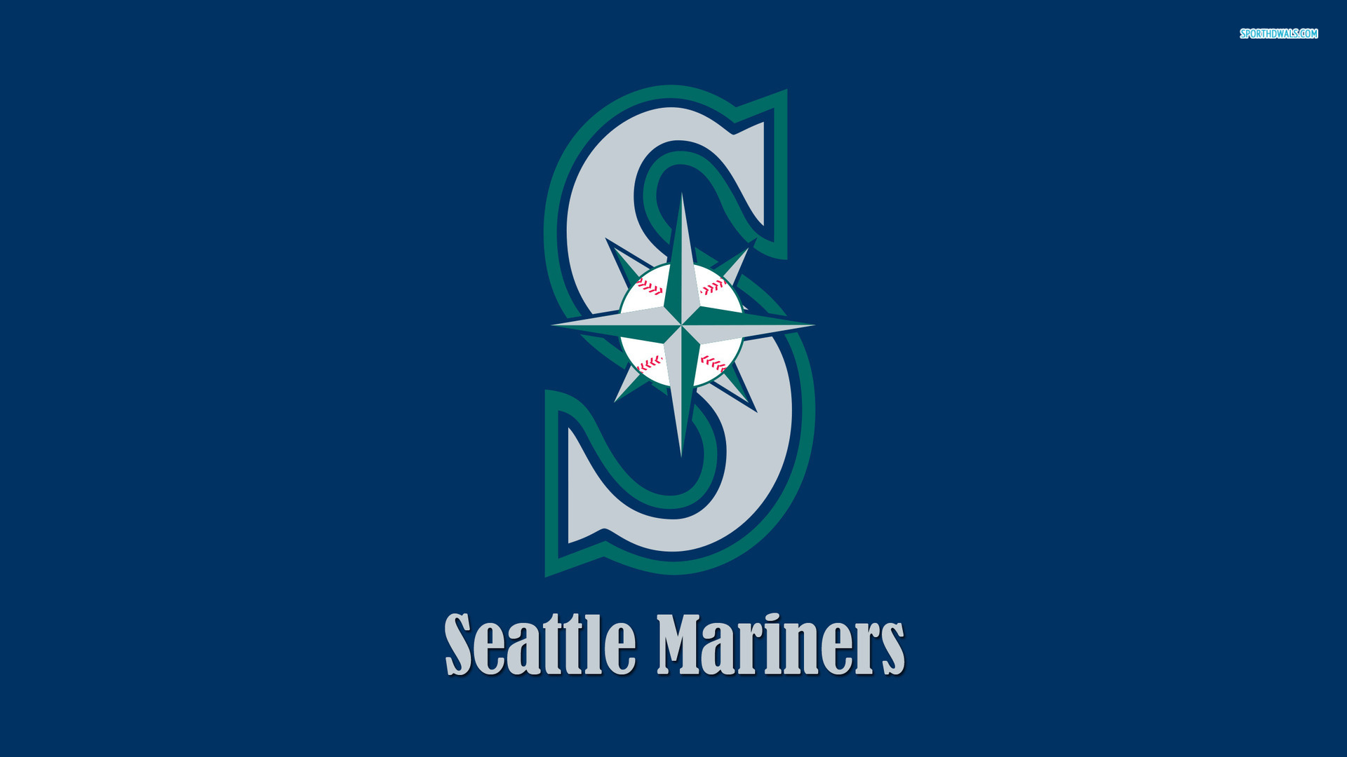 seattle mariners 511 1920x1080 Seattle Mariners HD Wallpaper