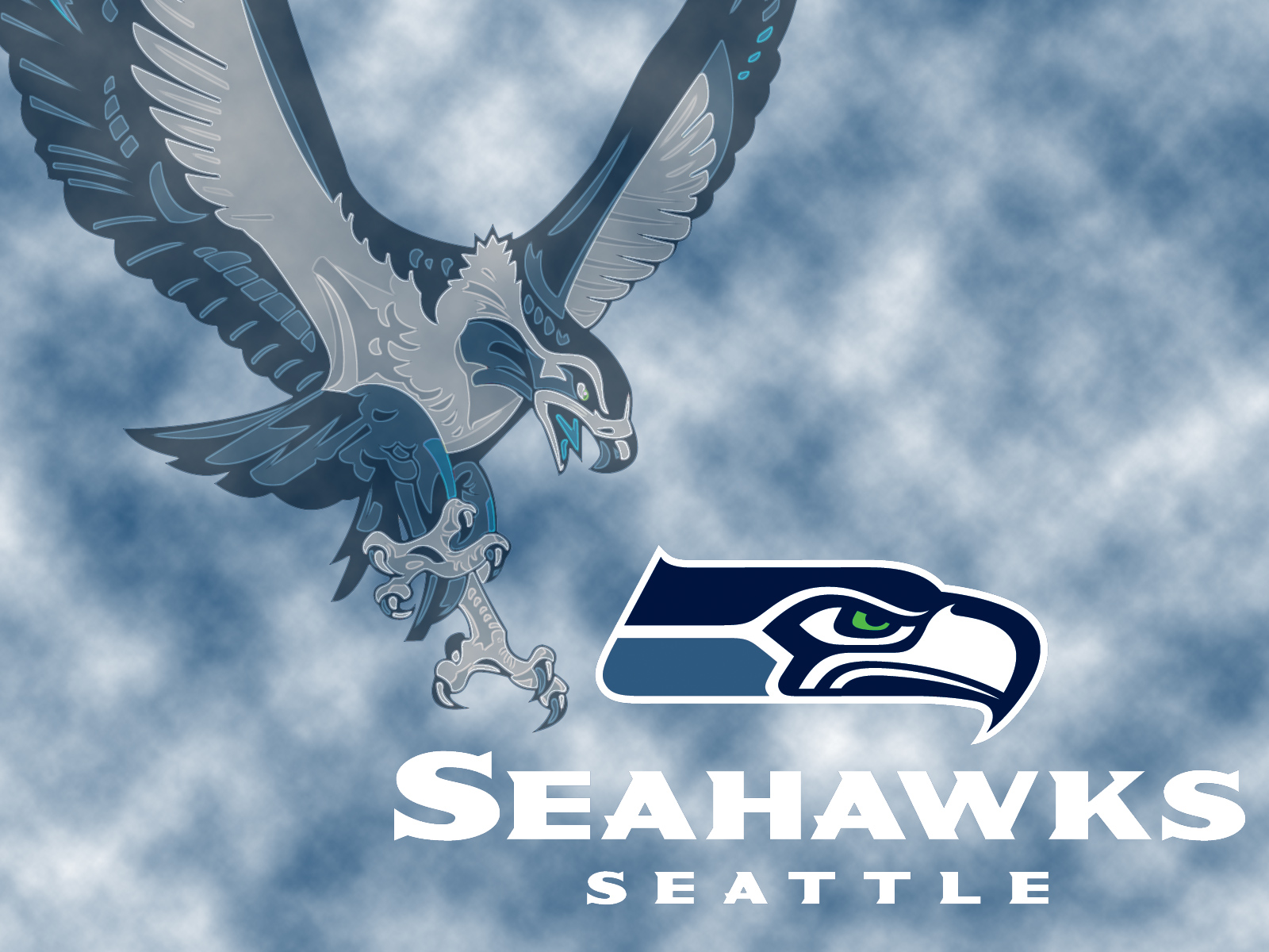 Pin Seattle Seahawks Wallpaper On Pinterest