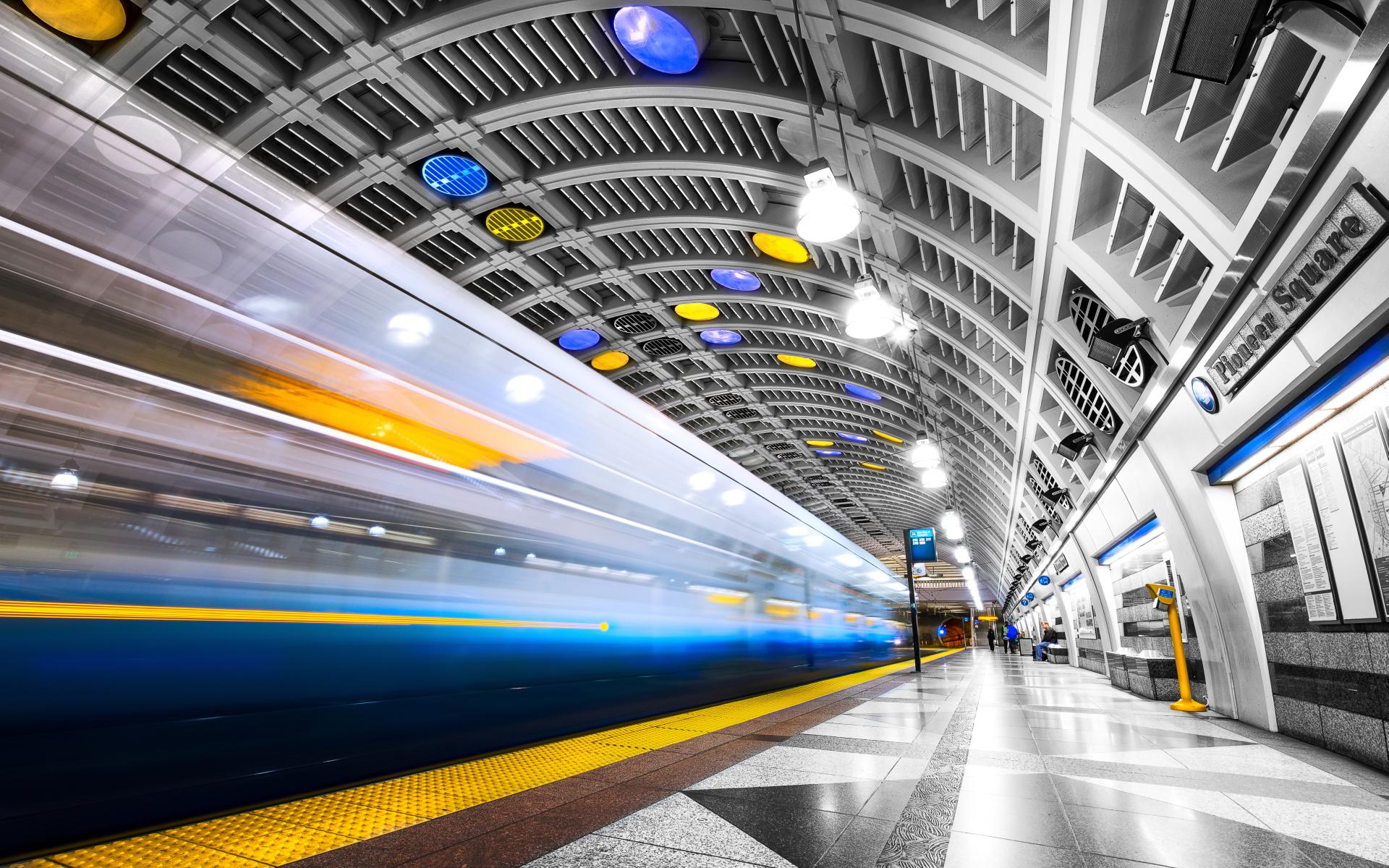 Seattle subway