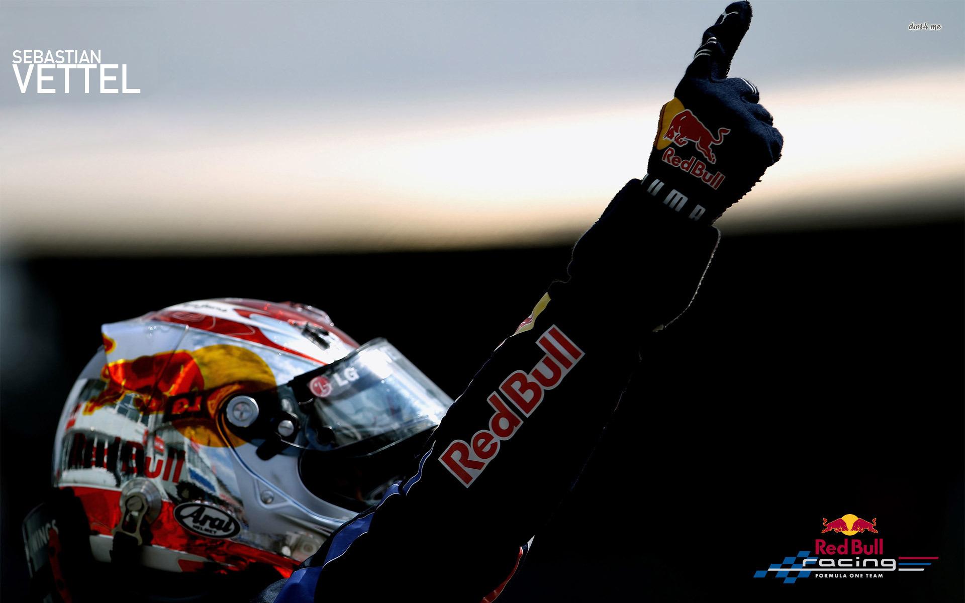 ... Sebastian Vettel wallpaper 1920x1200 ...