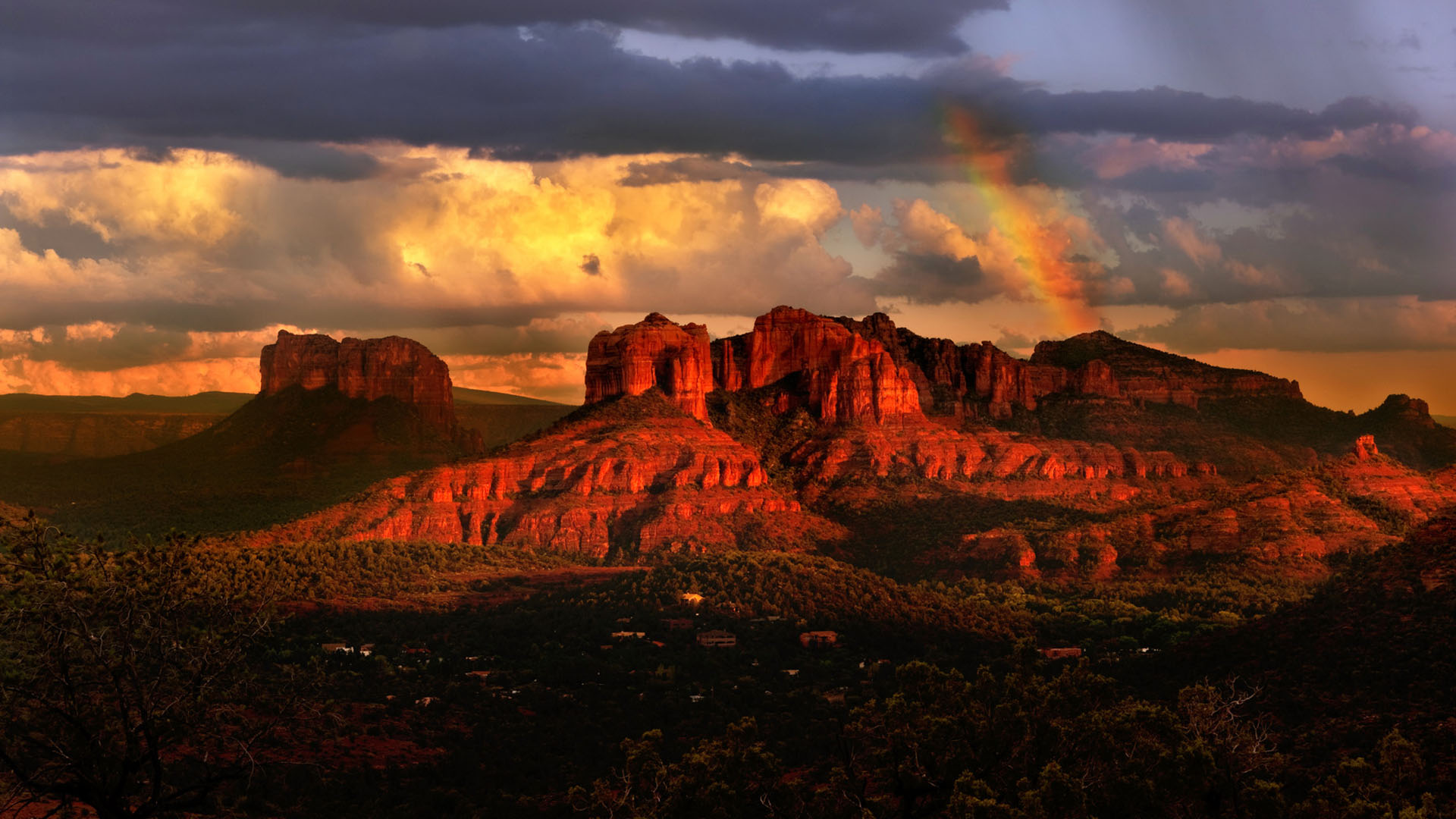 Sedona Wallpaper 1920x1080 37844