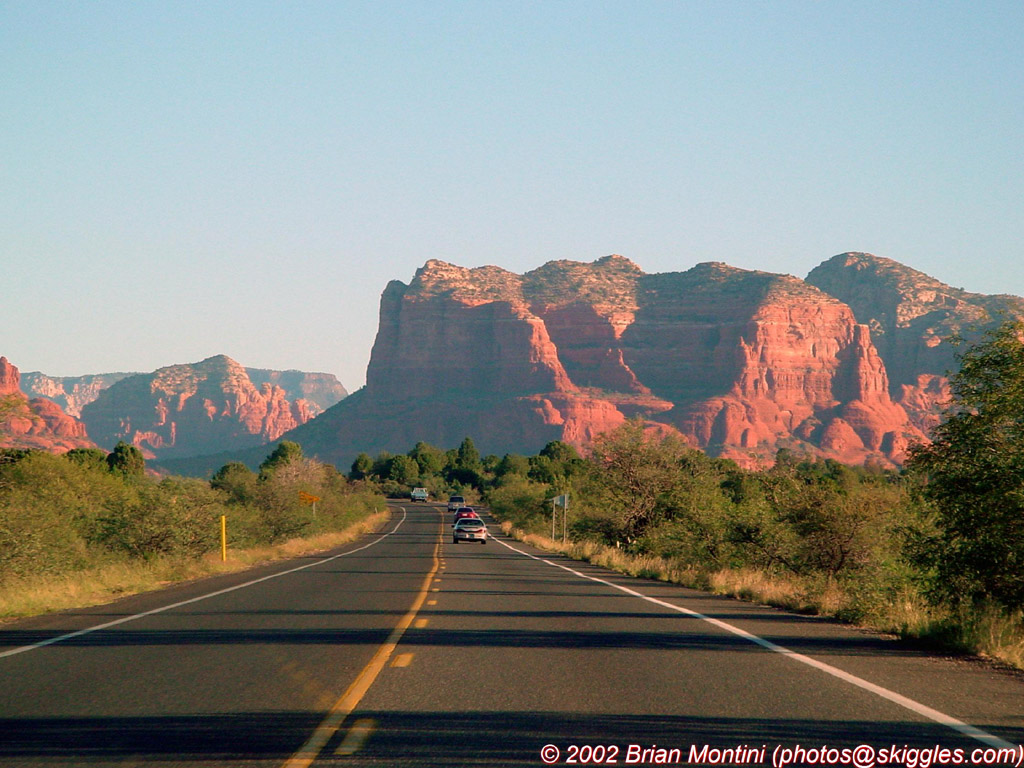 Road to Sedona