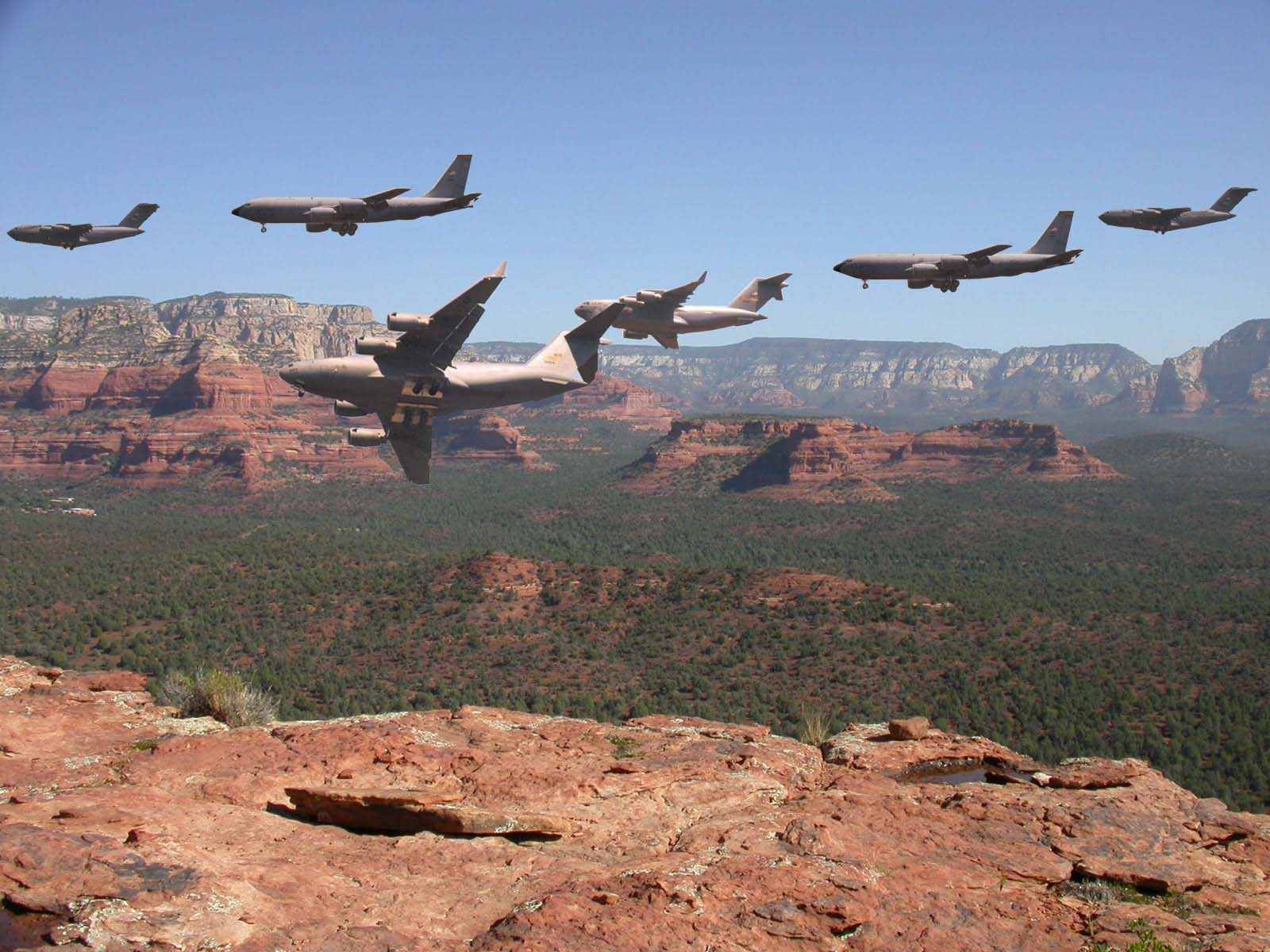 We hear that plans are to build a control tower at the Sedona Airport, which would allow increased jet service. How exciting it would be to hear that ...
