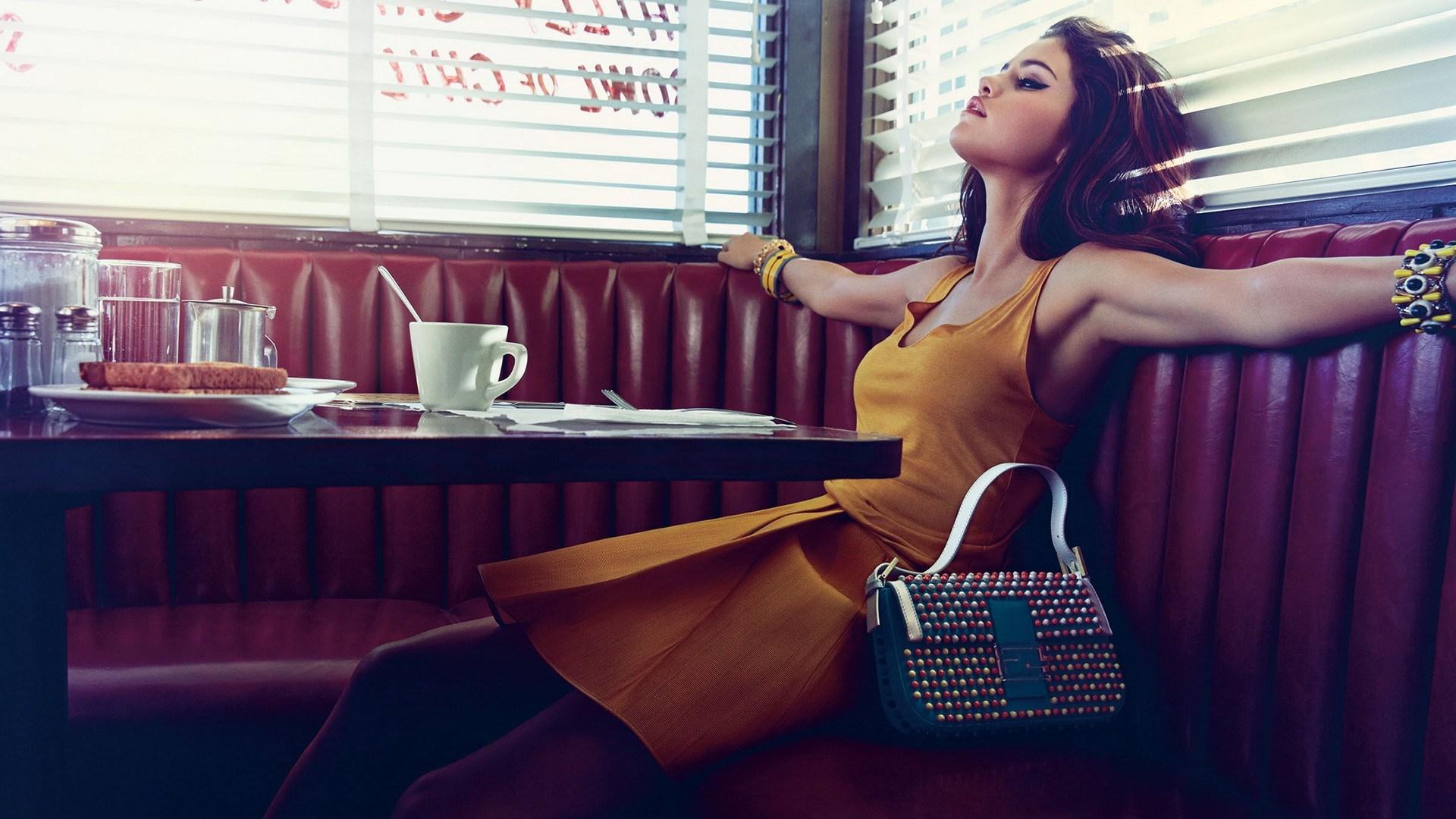 Selena Gomez Restaurant