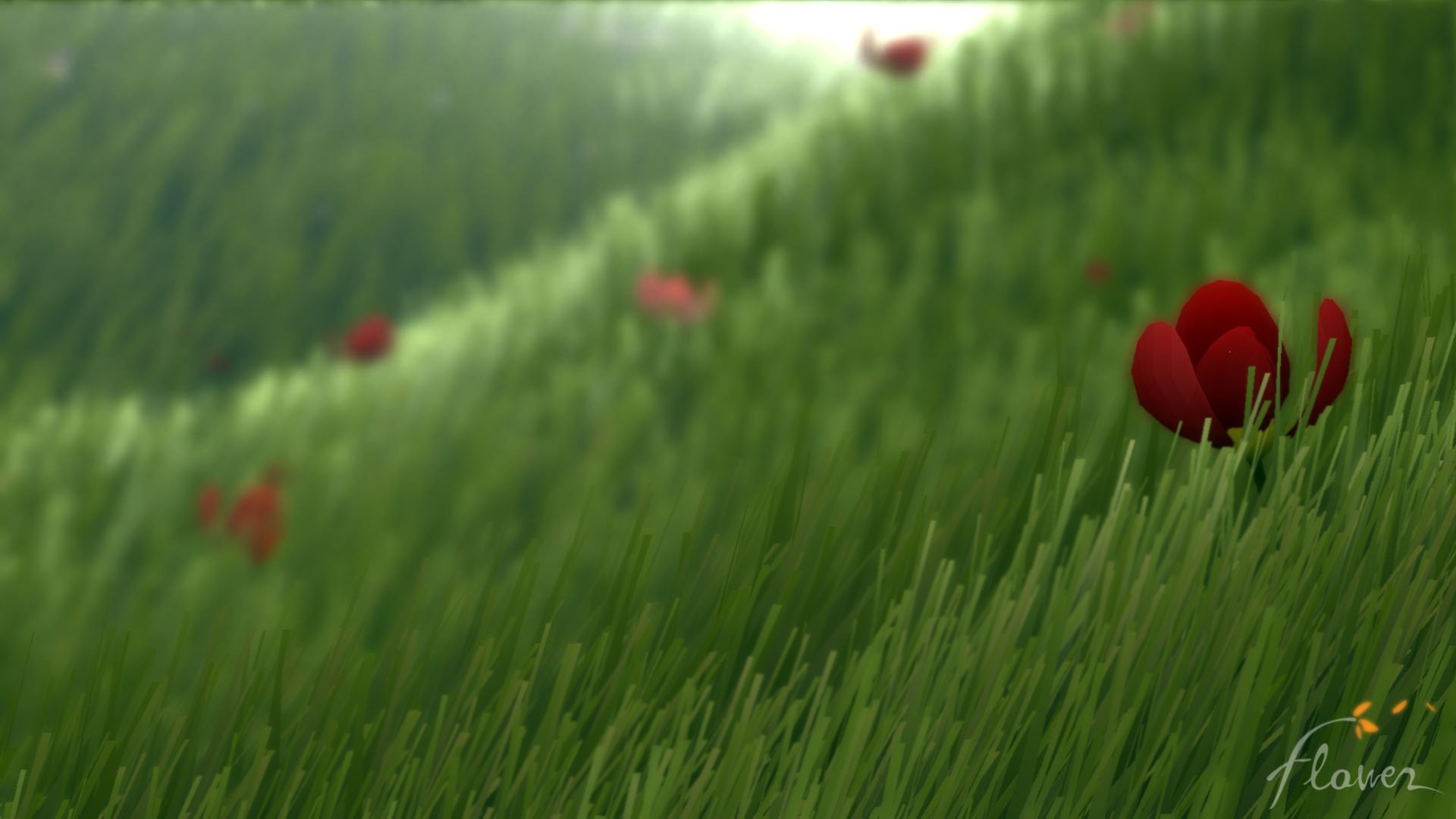 3) Flower – $9.99 (USD) – Supported HD Output: 720p, 1080i, 1080p- From the same developers that brought you the serene flOw comes Flower, whose gameplay ...