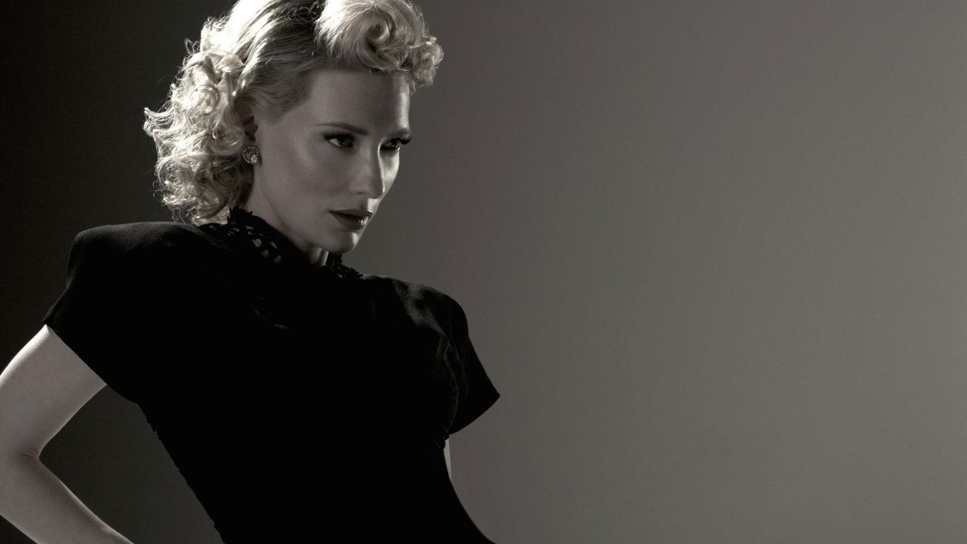 Sexy Cate Blanchett Wallpaper