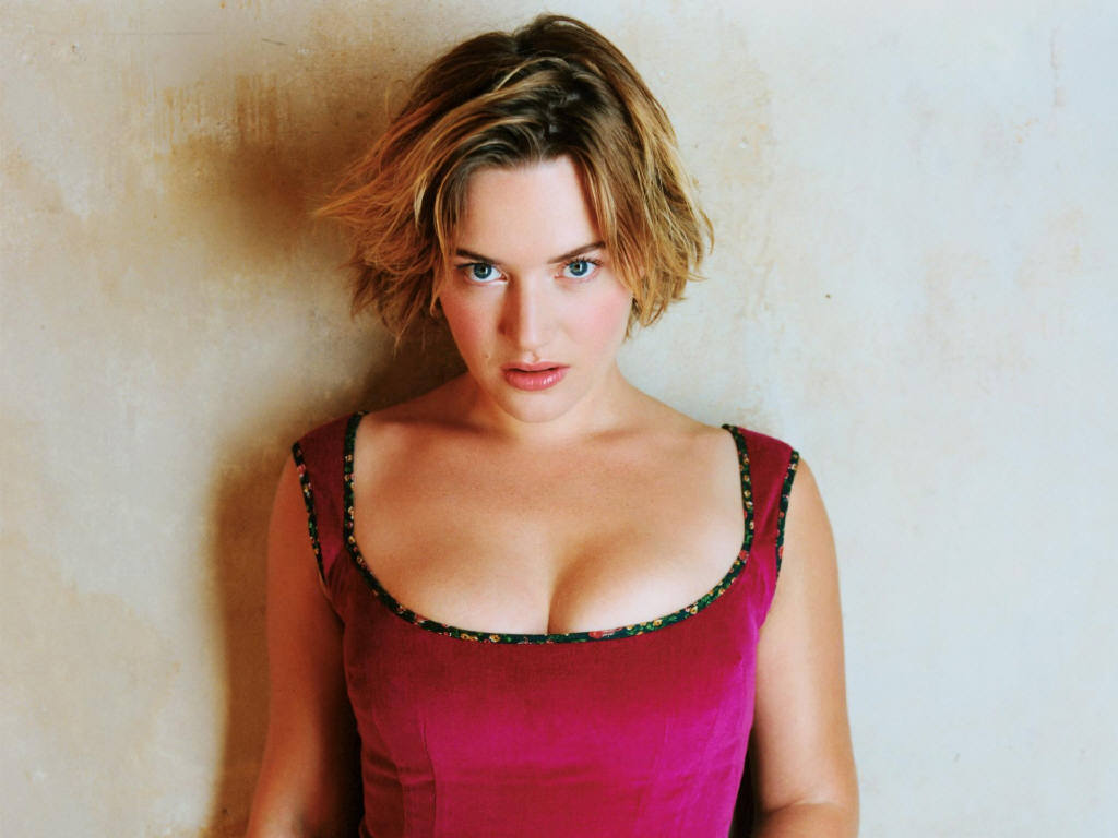 Kate winslet sexy photo
