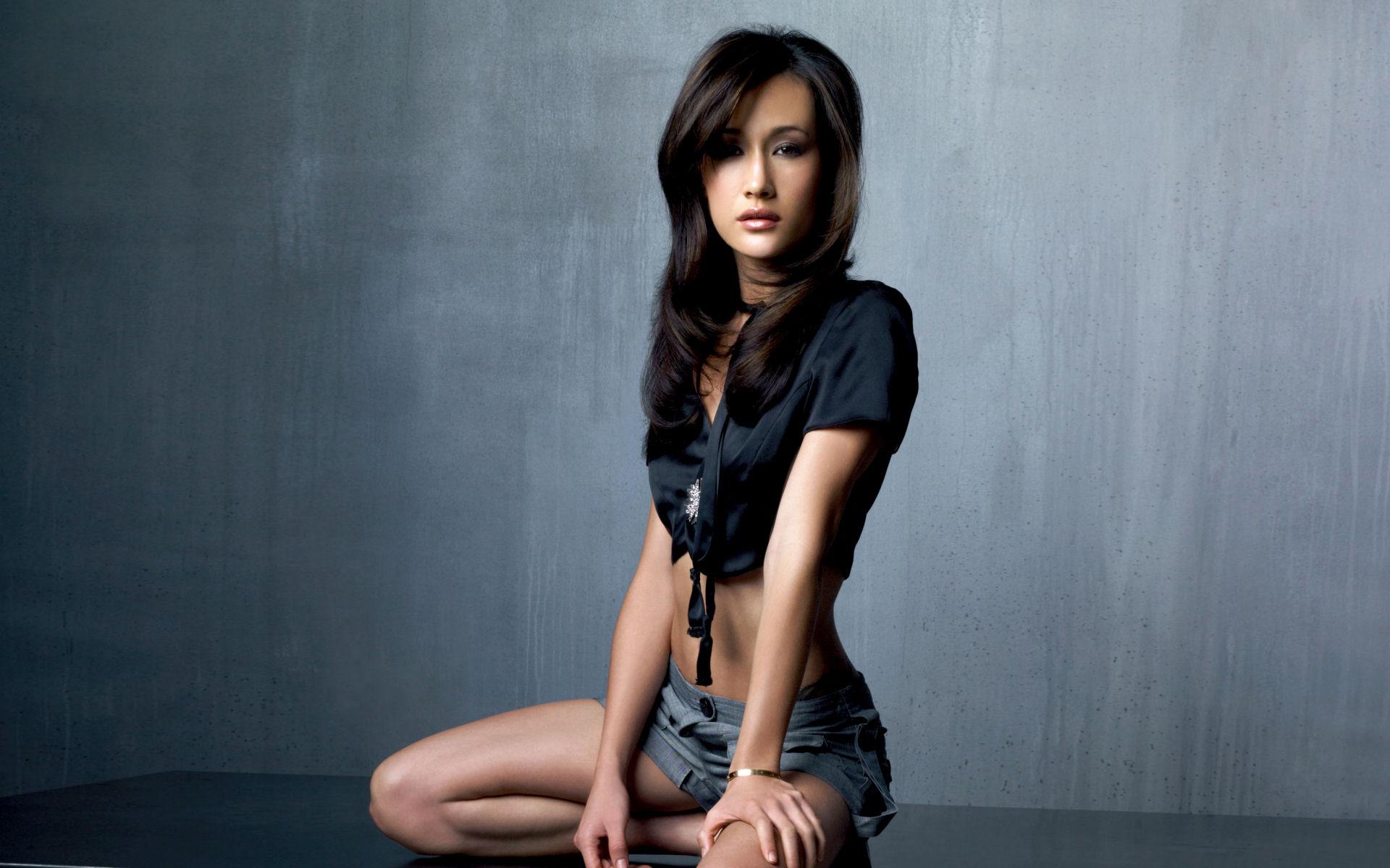 Sexy Maggie Q