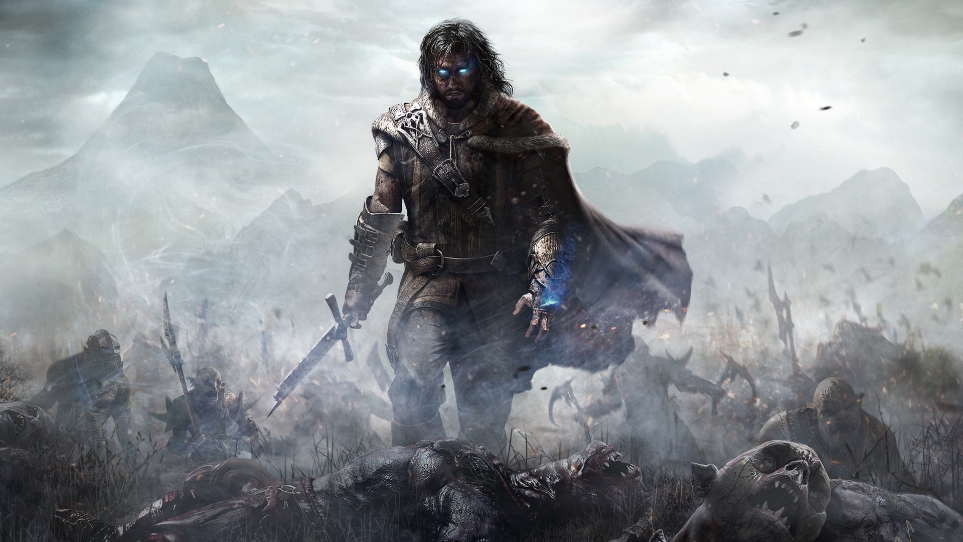 Shadow of Mordor Backgrounds